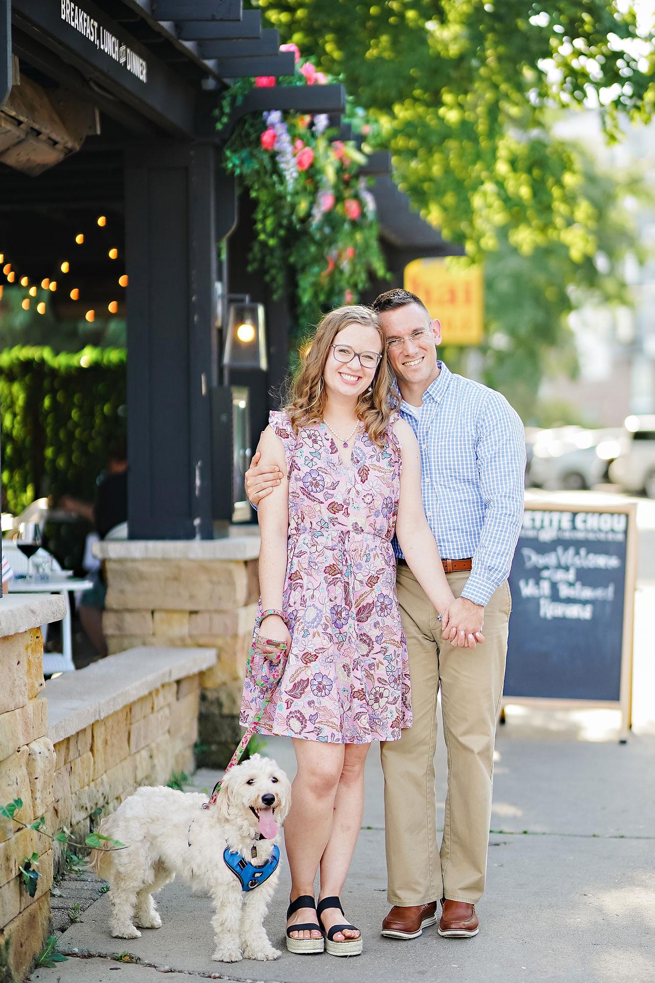 Stephanie Jeff Conner Prairie Engagement Session 134