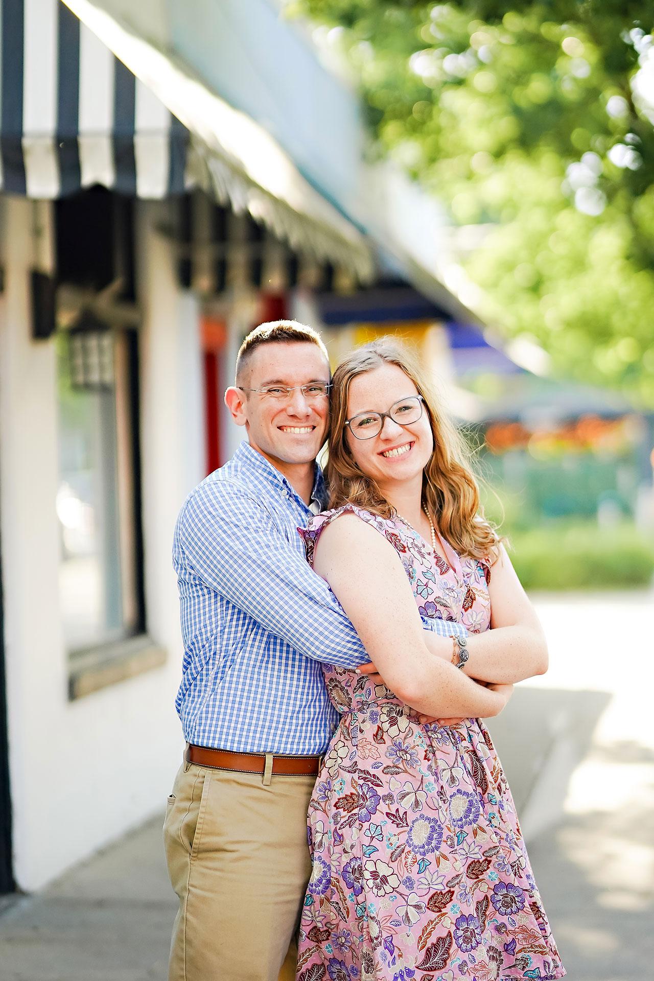 Stephanie Jeff Conner Prairie Engagement Session 139