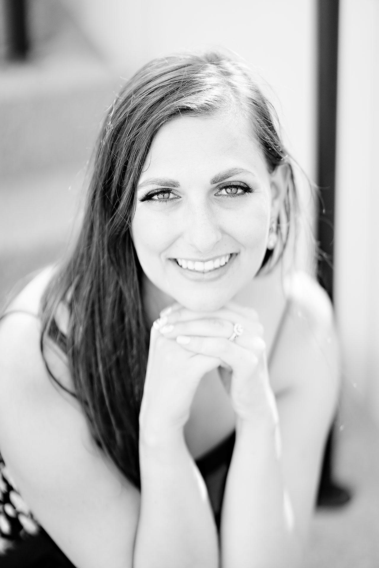 Allison Ben Bottleworks Indianapolis Engagement Session 041