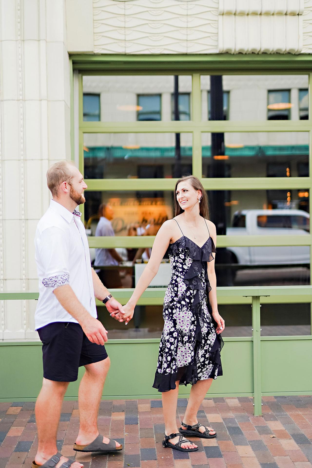 Allison Ben Bottleworks Indianapolis Engagement Session 055
