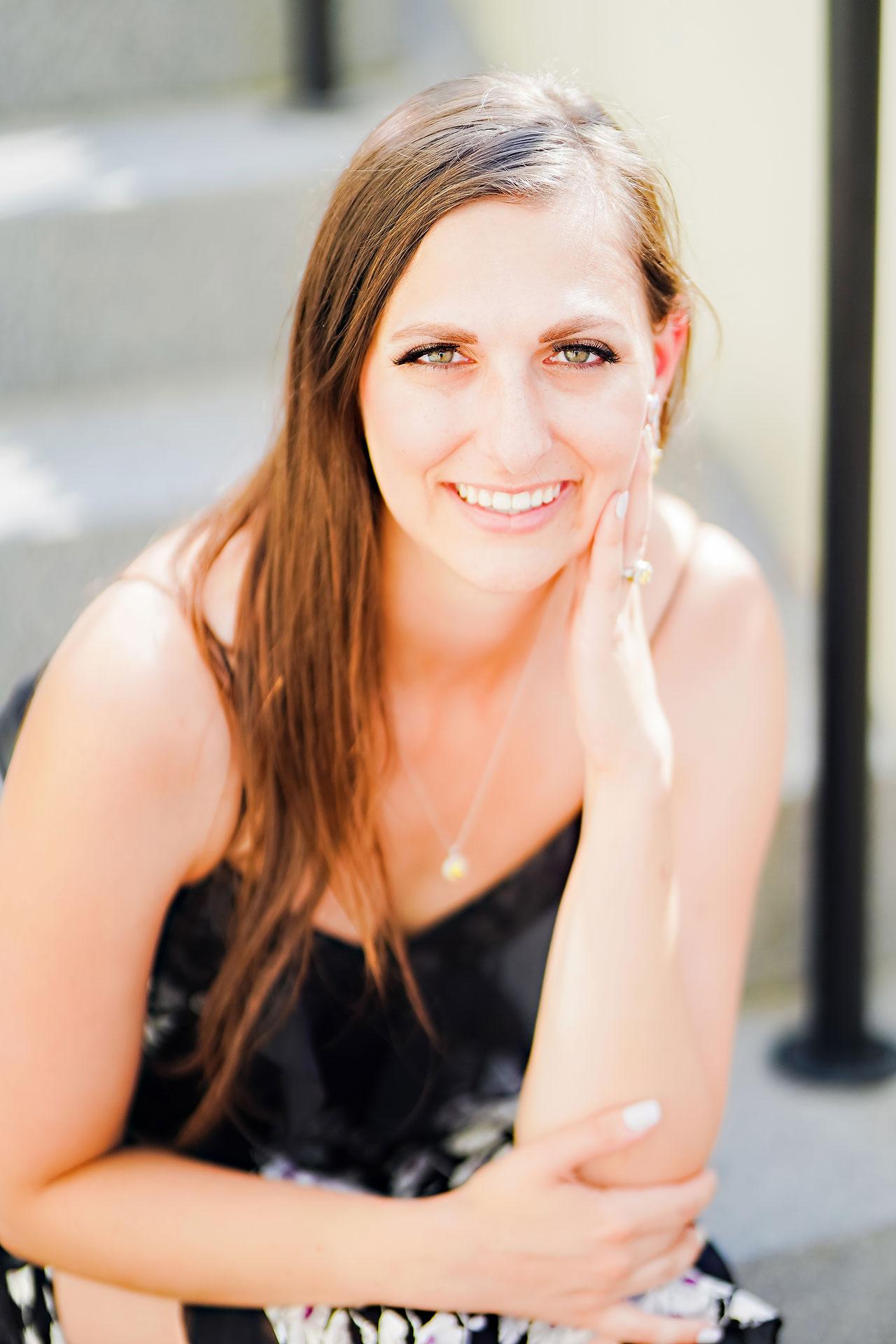 Allison Ben Bottleworks Indianapolis Engagement Session 068
