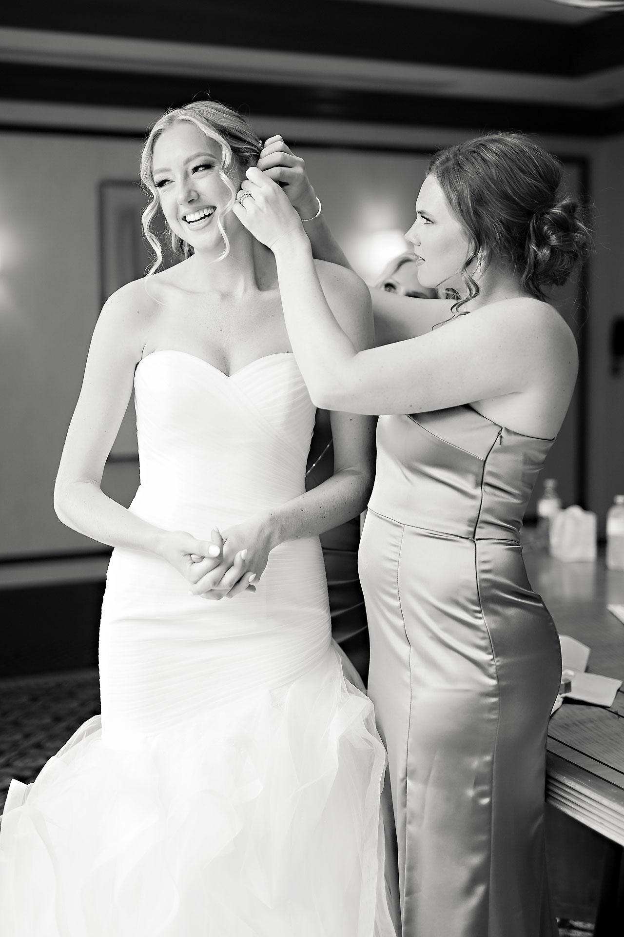 Liz Zach Conrad Artsgarden Indianapolis Wedding 019