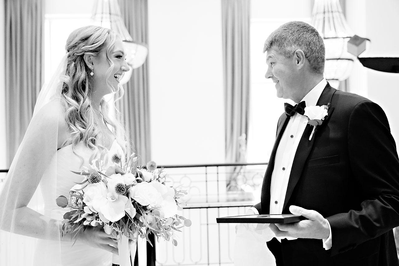 Liz Zach Conrad Artsgarden Indianapolis Wedding 029