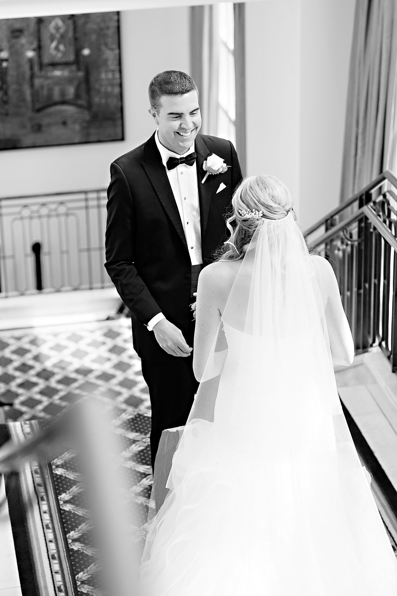 Liz Zach Conrad Artsgarden Indianapolis Wedding 033