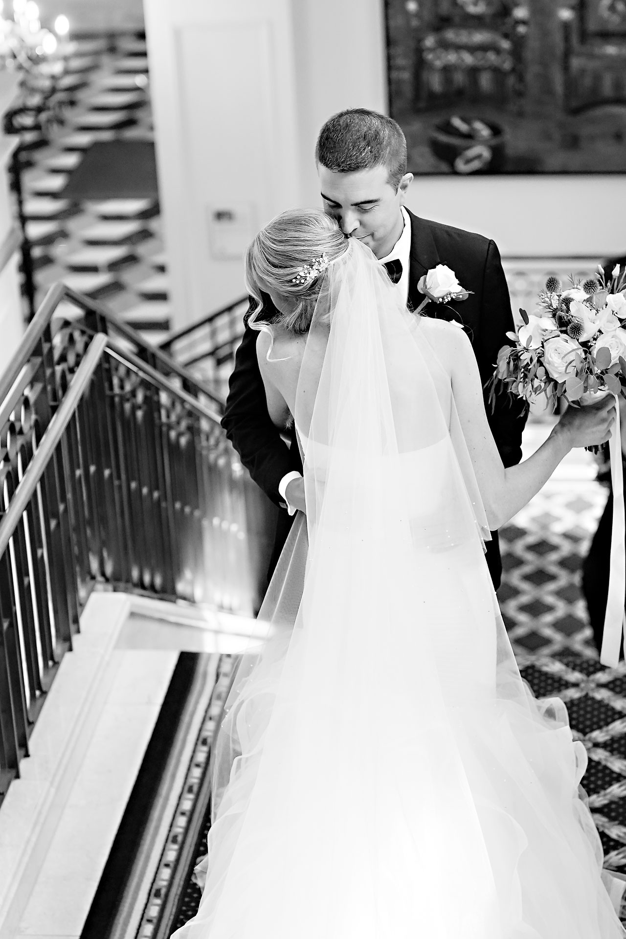 Liz Zach Conrad Artsgarden Indianapolis Wedding 034