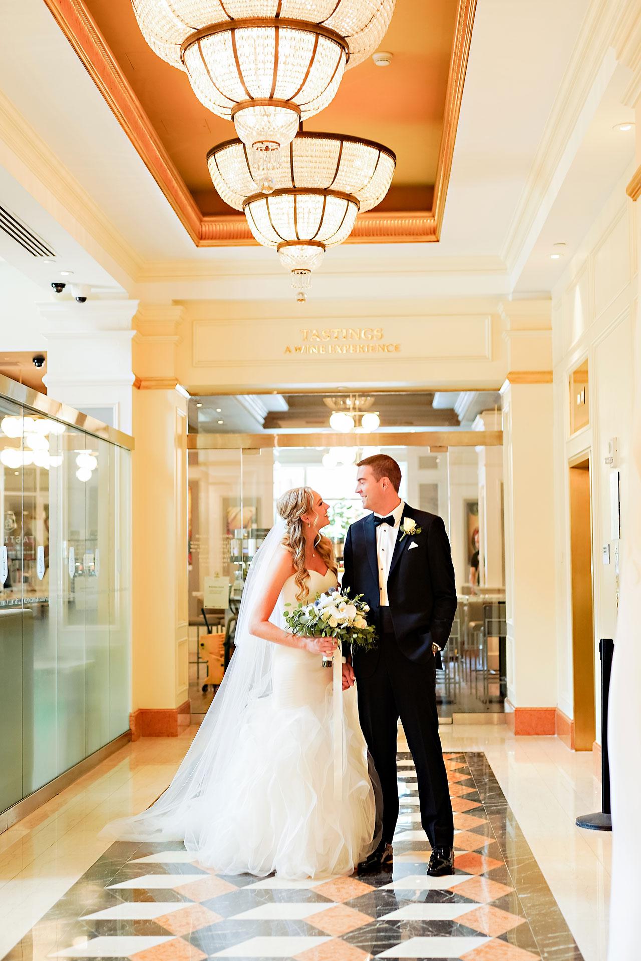 Liz Zach Conrad Artsgarden Indianapolis Wedding 039