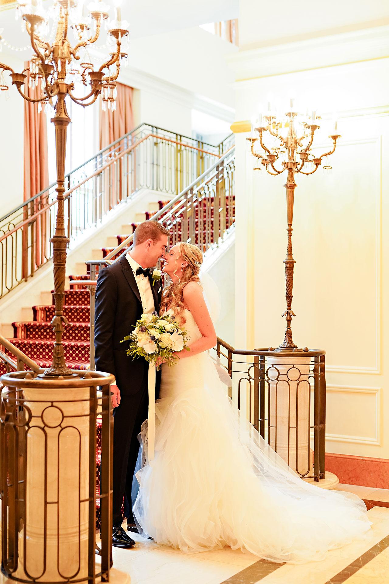 Liz Zach Conrad Artsgarden Indianapolis Wedding 040