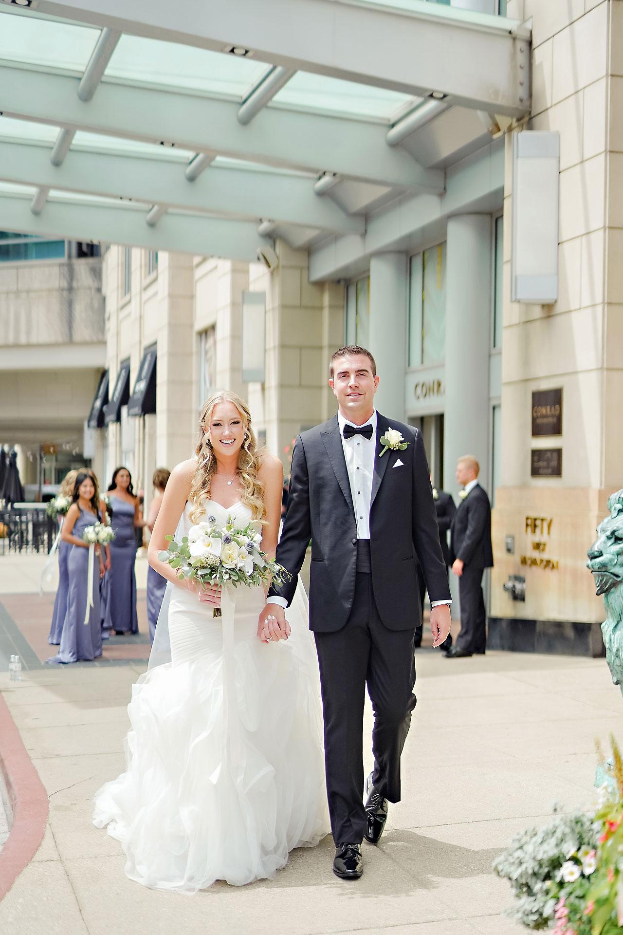 Liz Zach Conrad Artsgarden Indianapolis Wedding 042