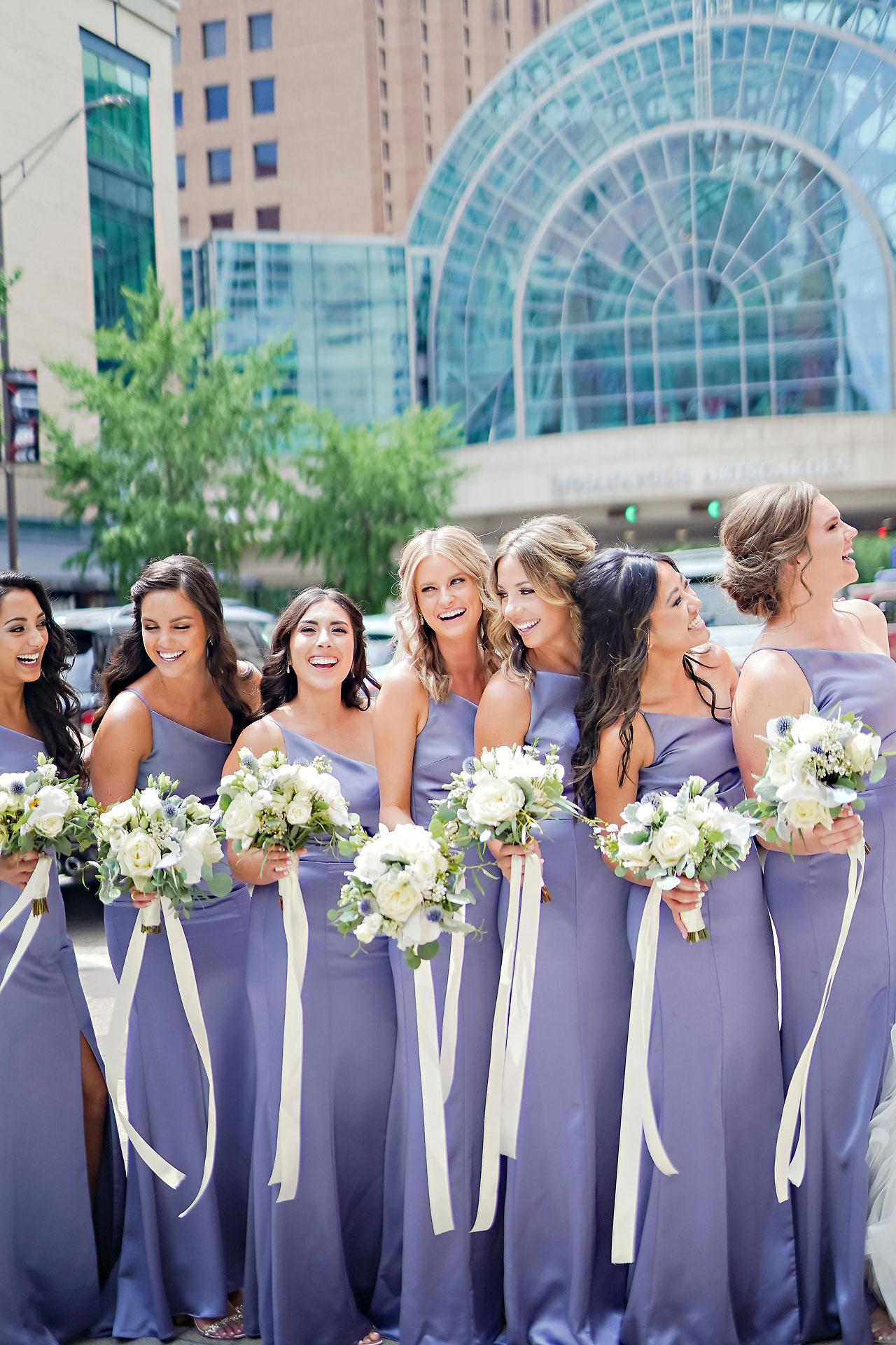 Liz Zach Conrad Artsgarden Indianapolis Wedding 043