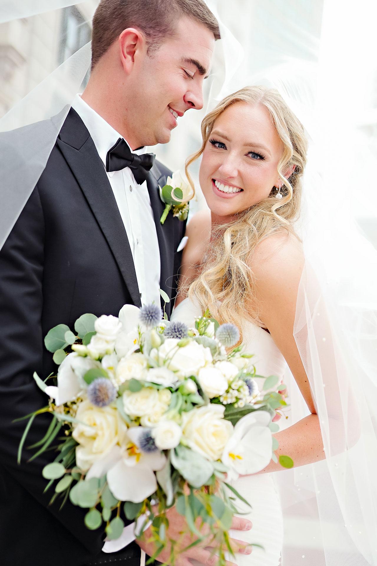 Liz Zach Conrad Artsgarden Indianapolis Wedding 045