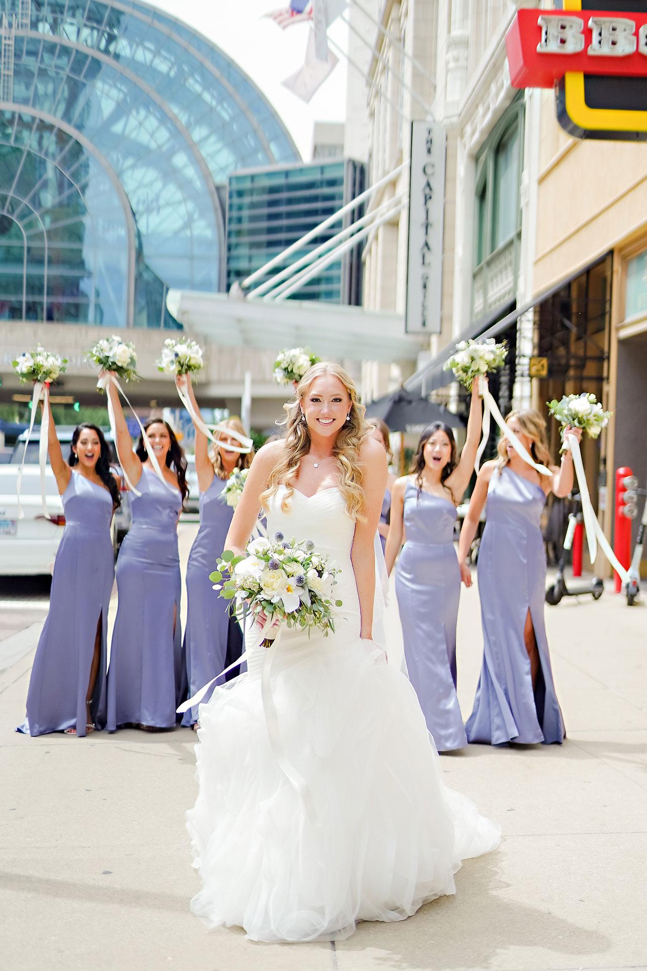 Liz Zach Conrad Artsgarden Indianapolis Wedding 046