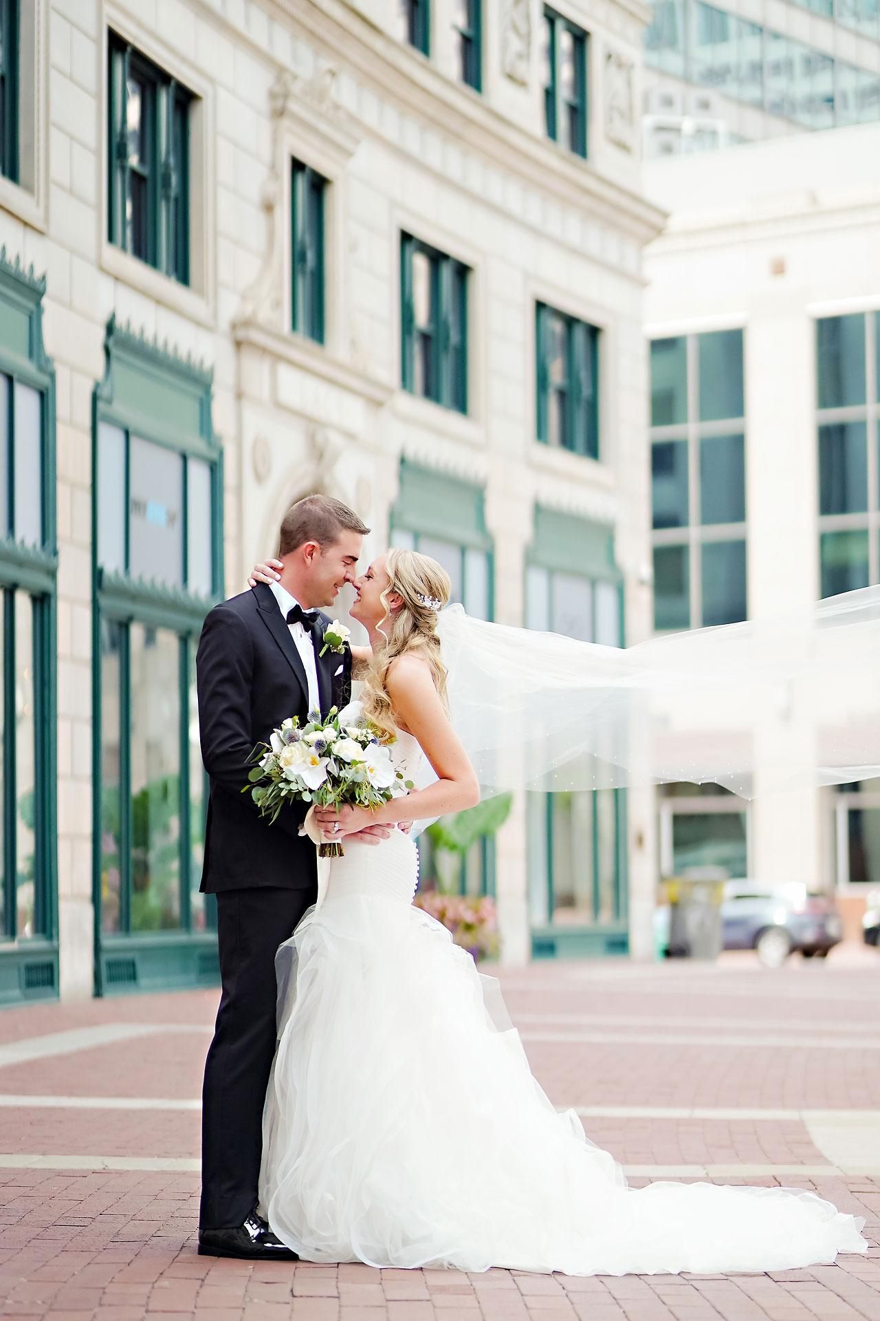Liz Zach Conrad Artsgarden Indianapolis Wedding 048