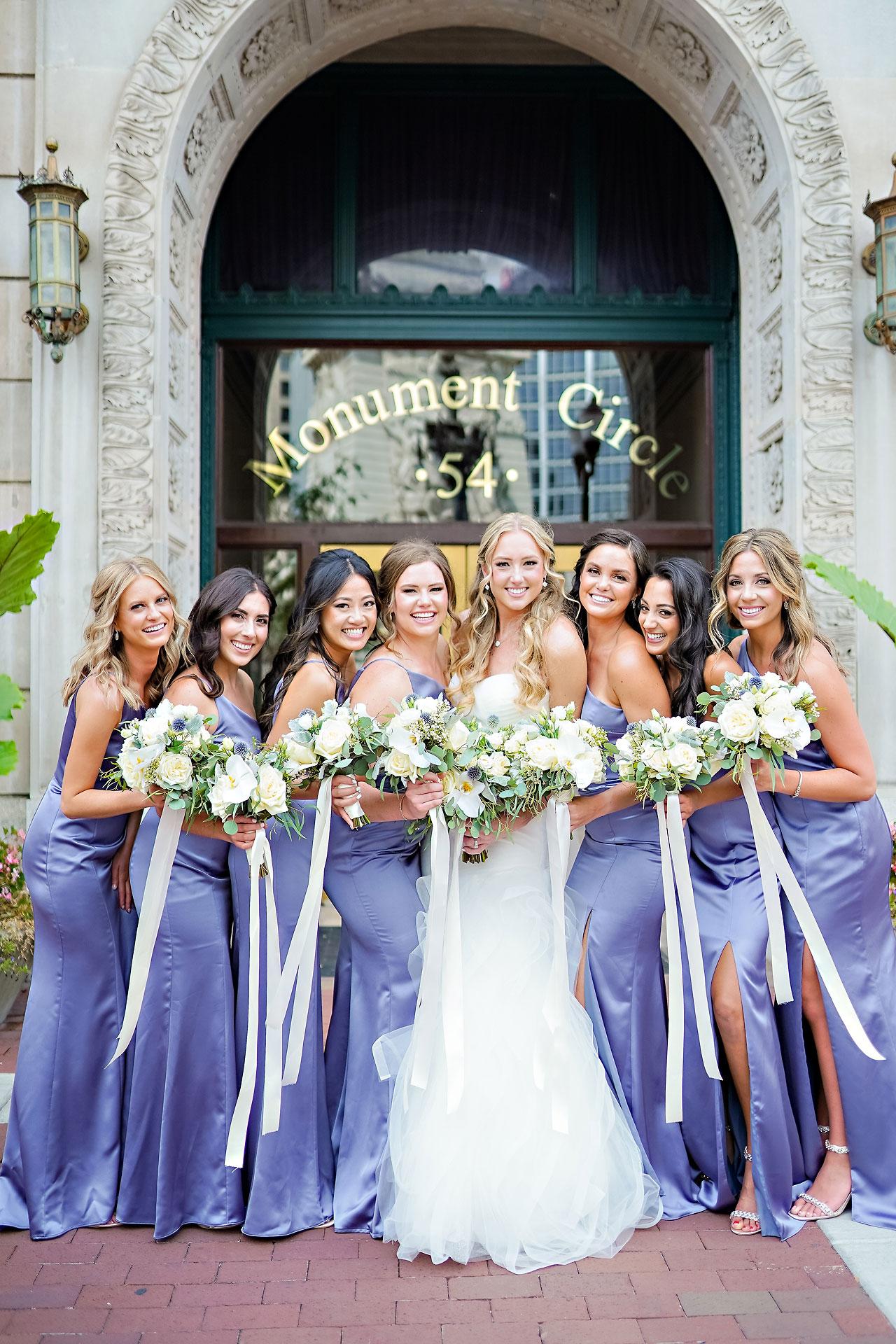 Liz Zach Conrad Artsgarden Indianapolis Wedding 050