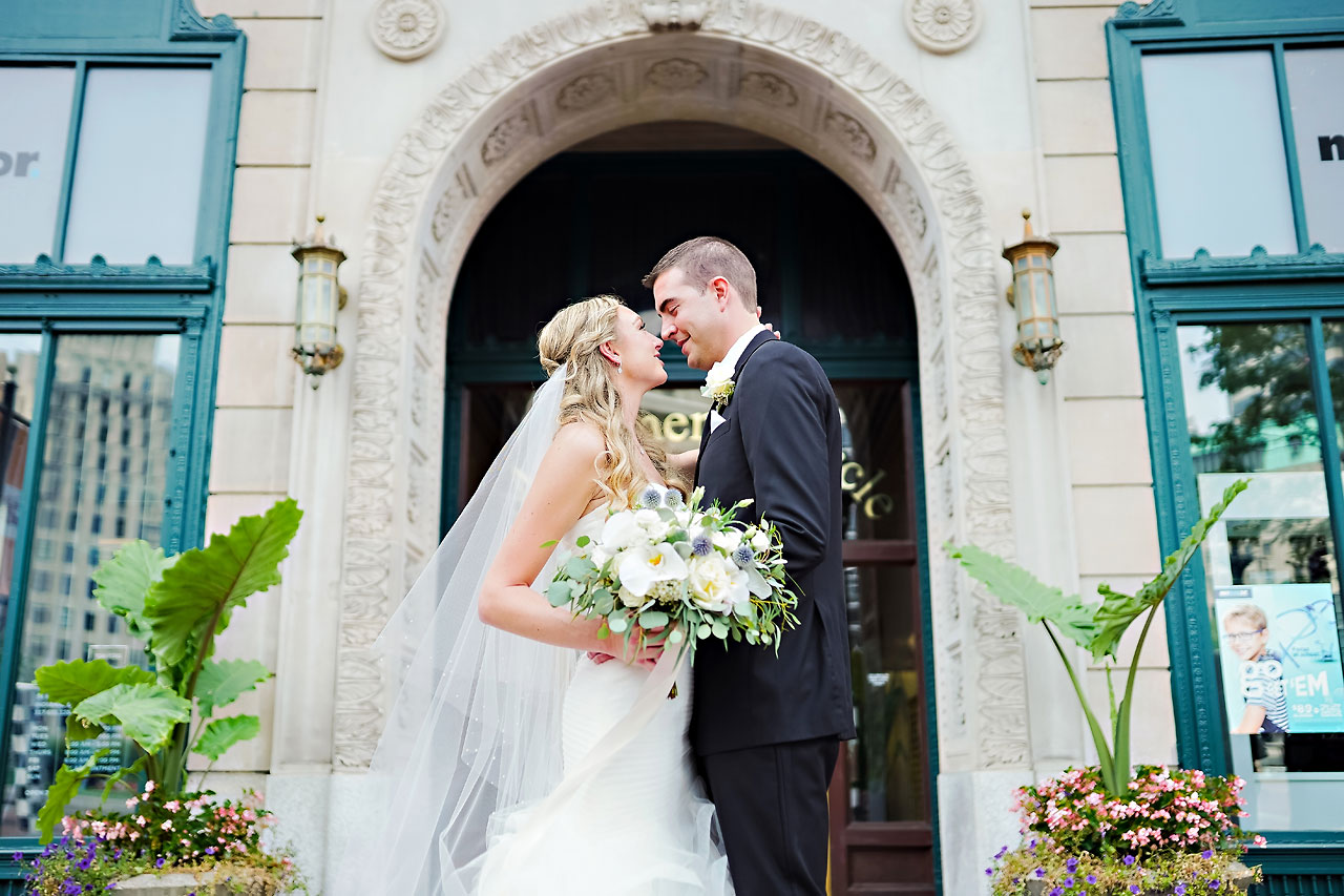 Liz Zach Conrad Artsgarden Indianapolis Wedding 056