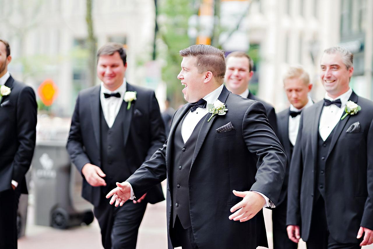 Liz Zach Conrad Artsgarden Indianapolis Wedding 058