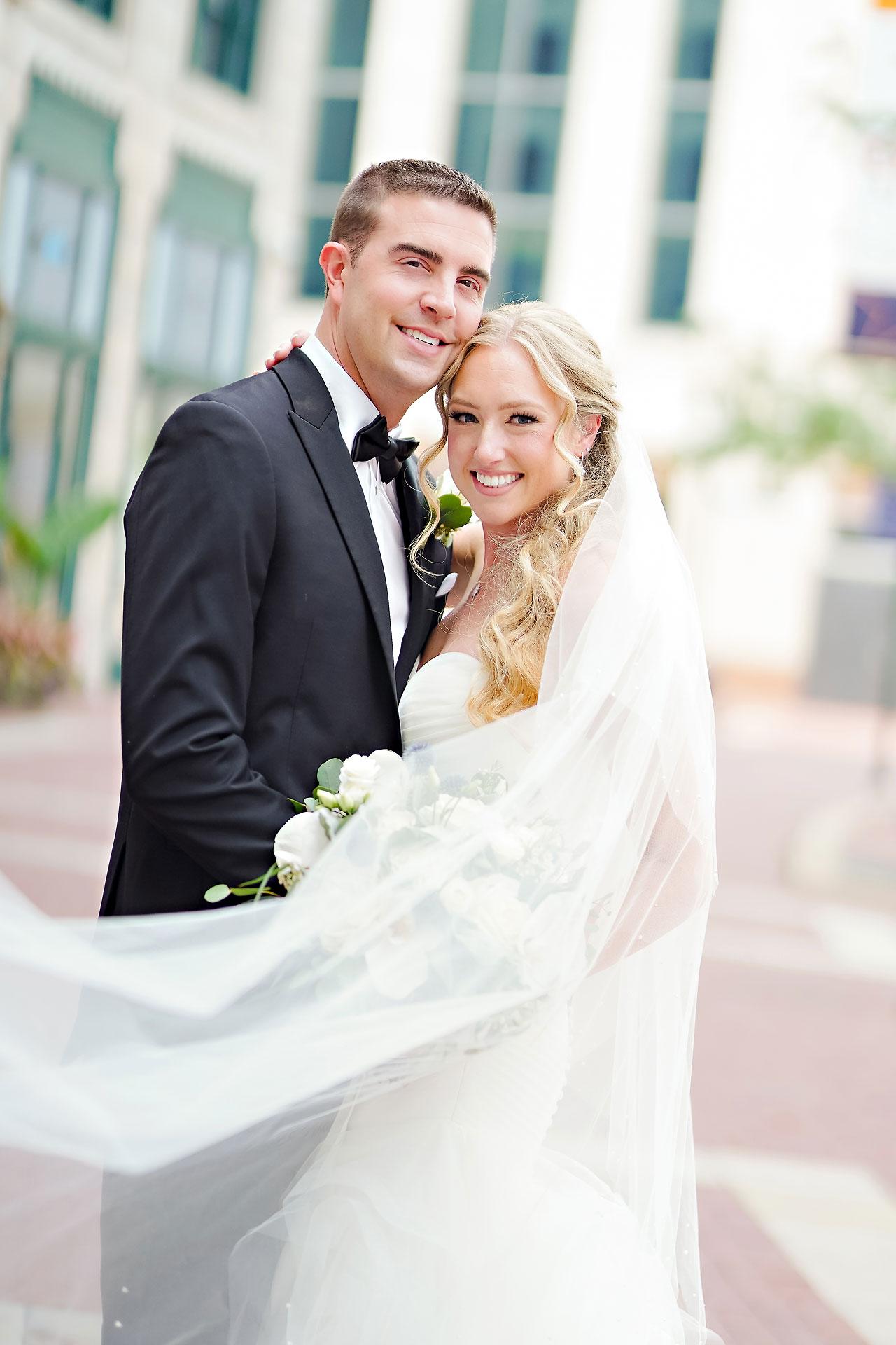 Liz Zach Conrad Artsgarden Indianapolis Wedding 059