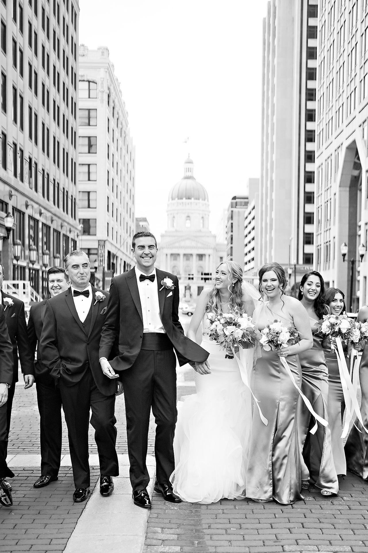 Liz Zach Conrad Artsgarden Indianapolis Wedding 060