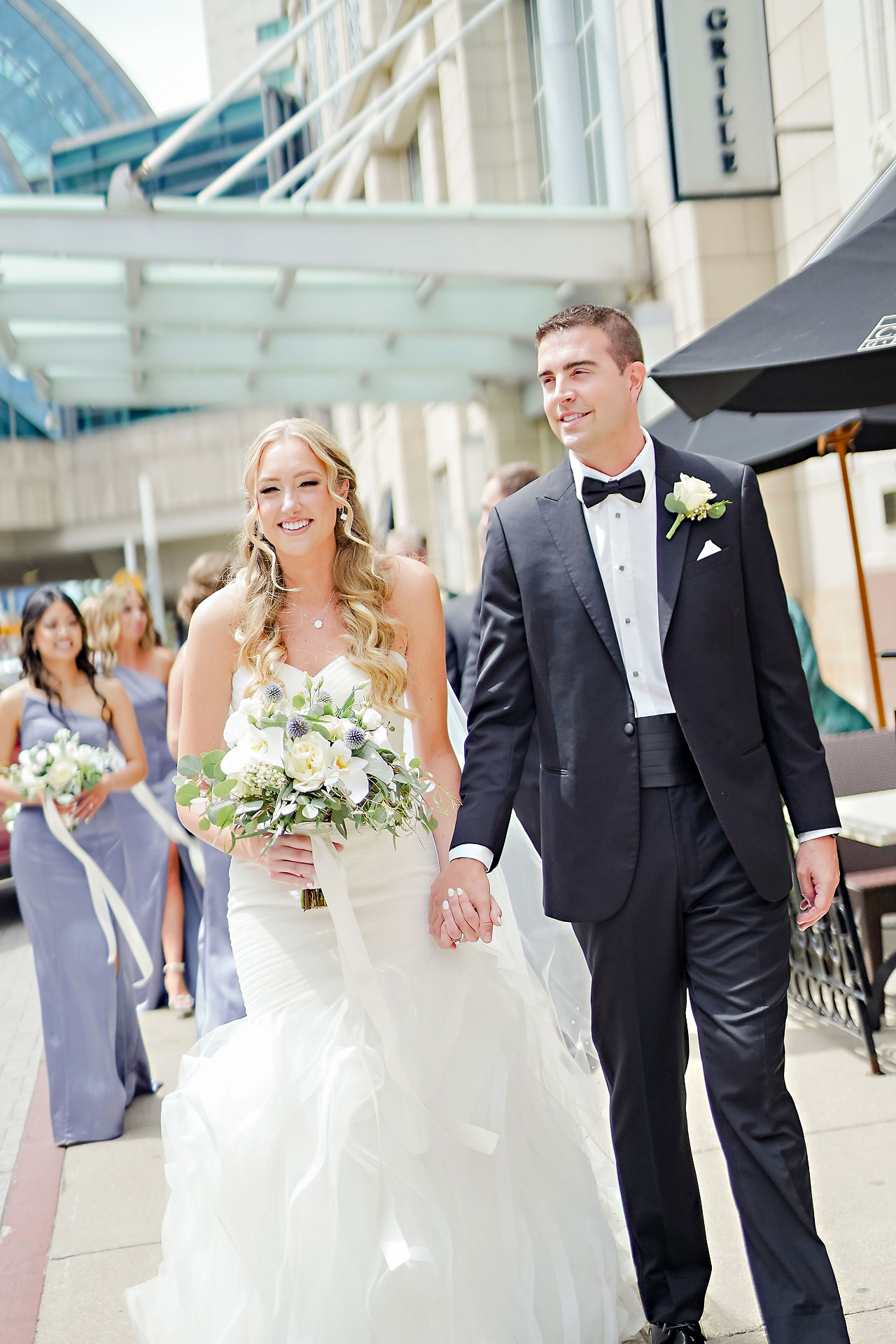 Liz Zach Conrad Artsgarden Indianapolis Wedding 061