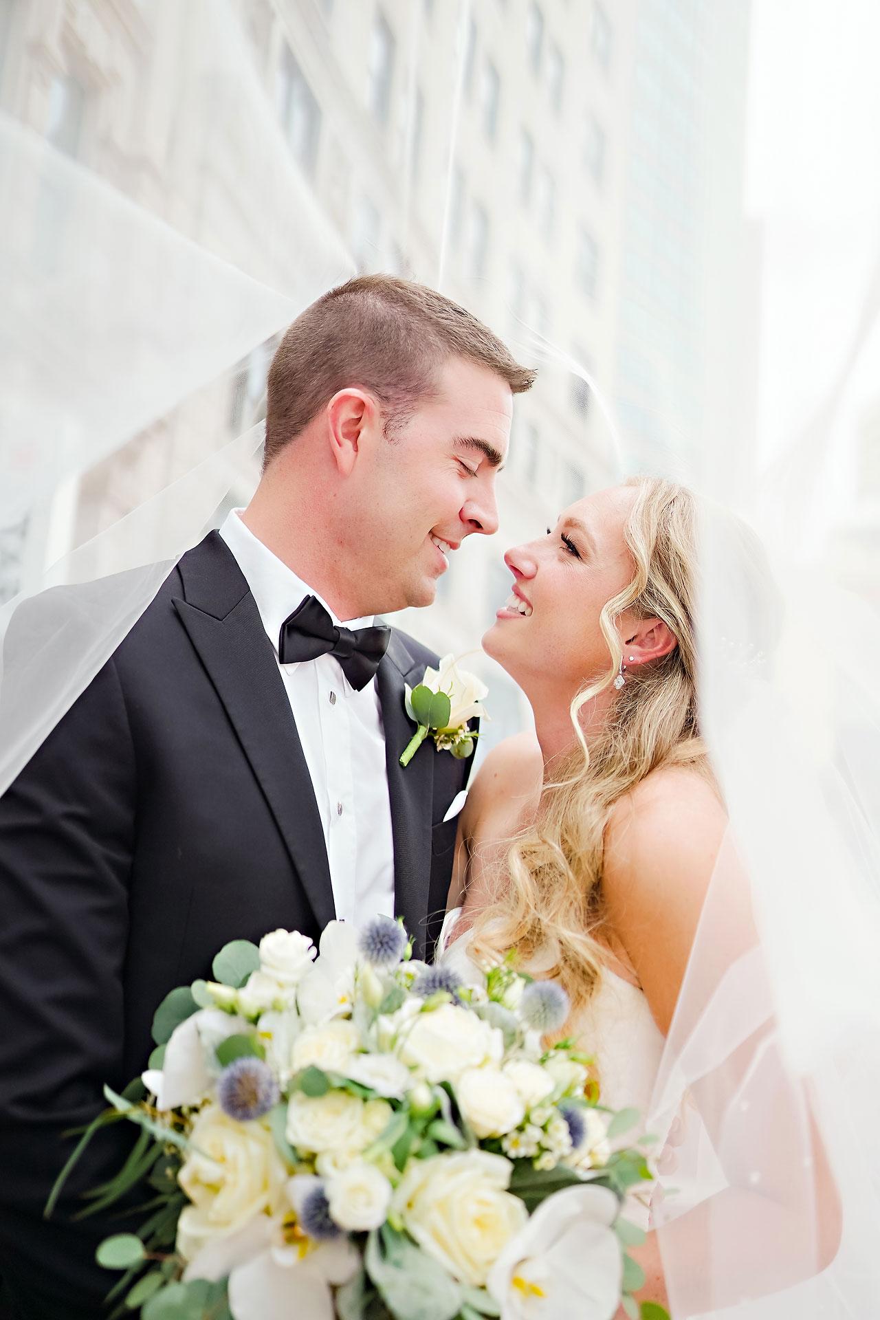 Liz Zach Conrad Artsgarden Indianapolis Wedding 062