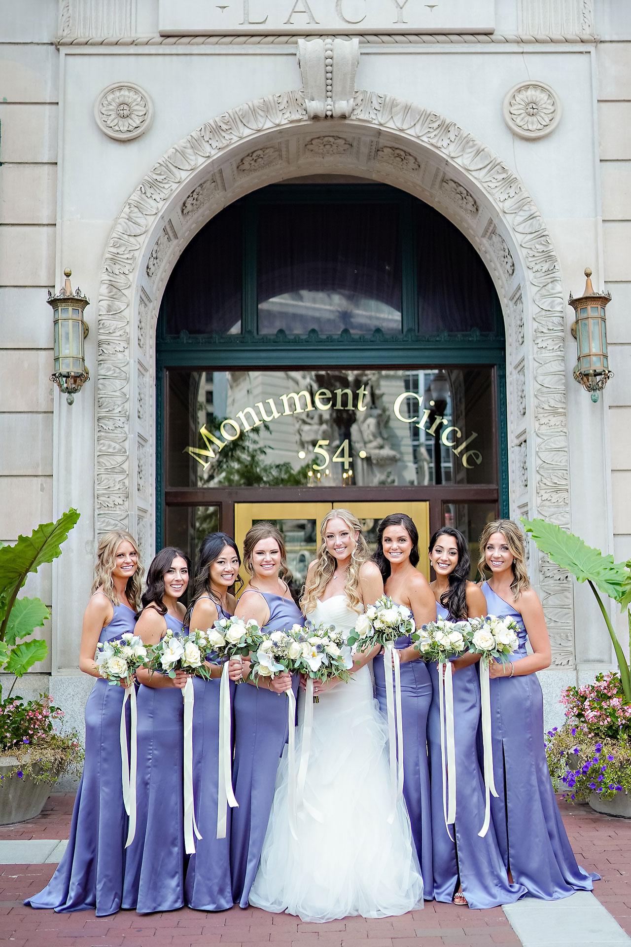 Liz Zach Conrad Artsgarden Indianapolis Wedding 063