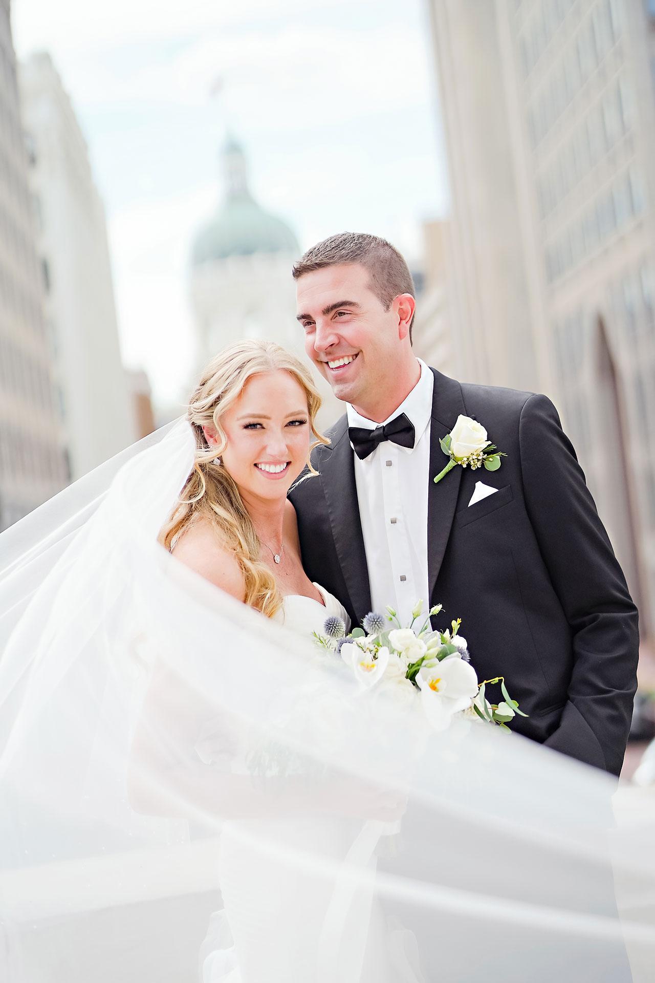 Liz Zach Conrad Artsgarden Indianapolis Wedding 064
