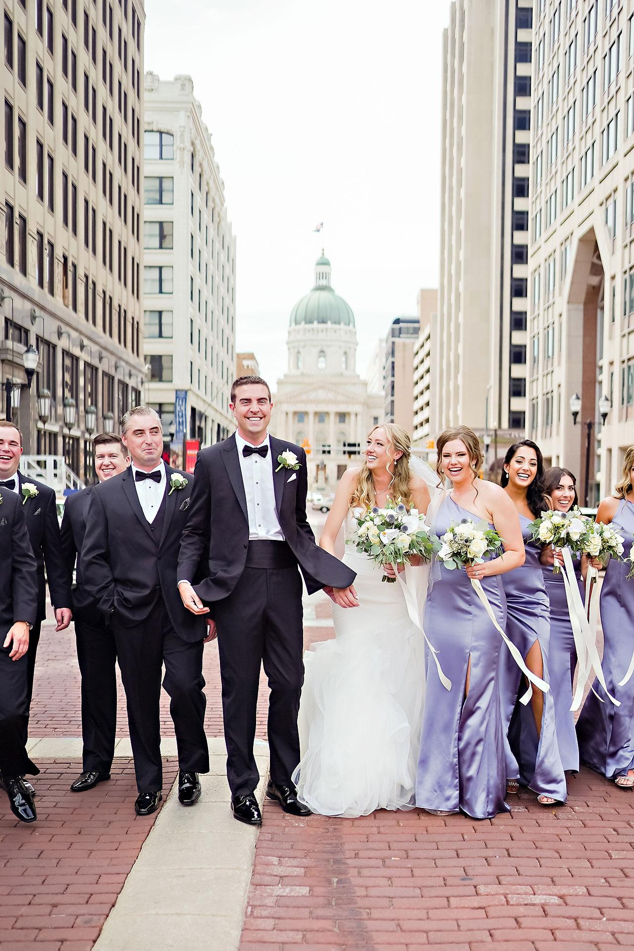 Liz Zach Conrad Artsgarden Indianapolis Wedding 065