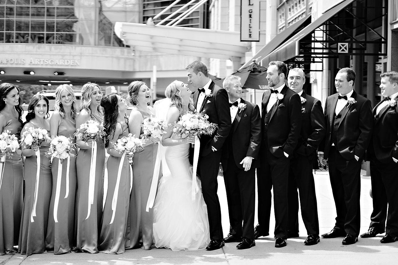 Liz Zach Conrad Artsgarden Indianapolis Wedding 071