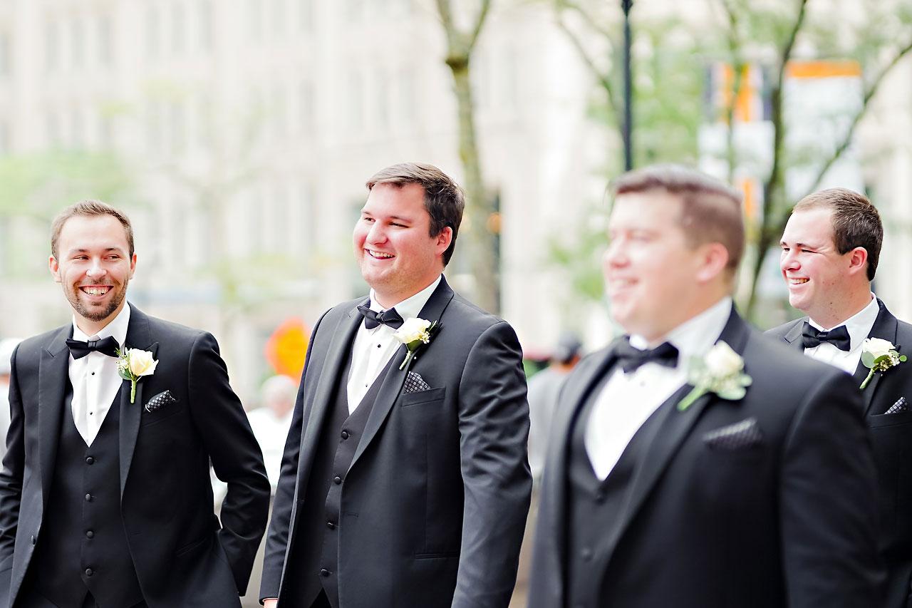 Liz Zach Conrad Artsgarden Indianapolis Wedding 073