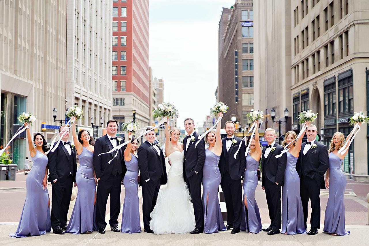 Liz Zach Conrad Artsgarden Indianapolis Wedding 077