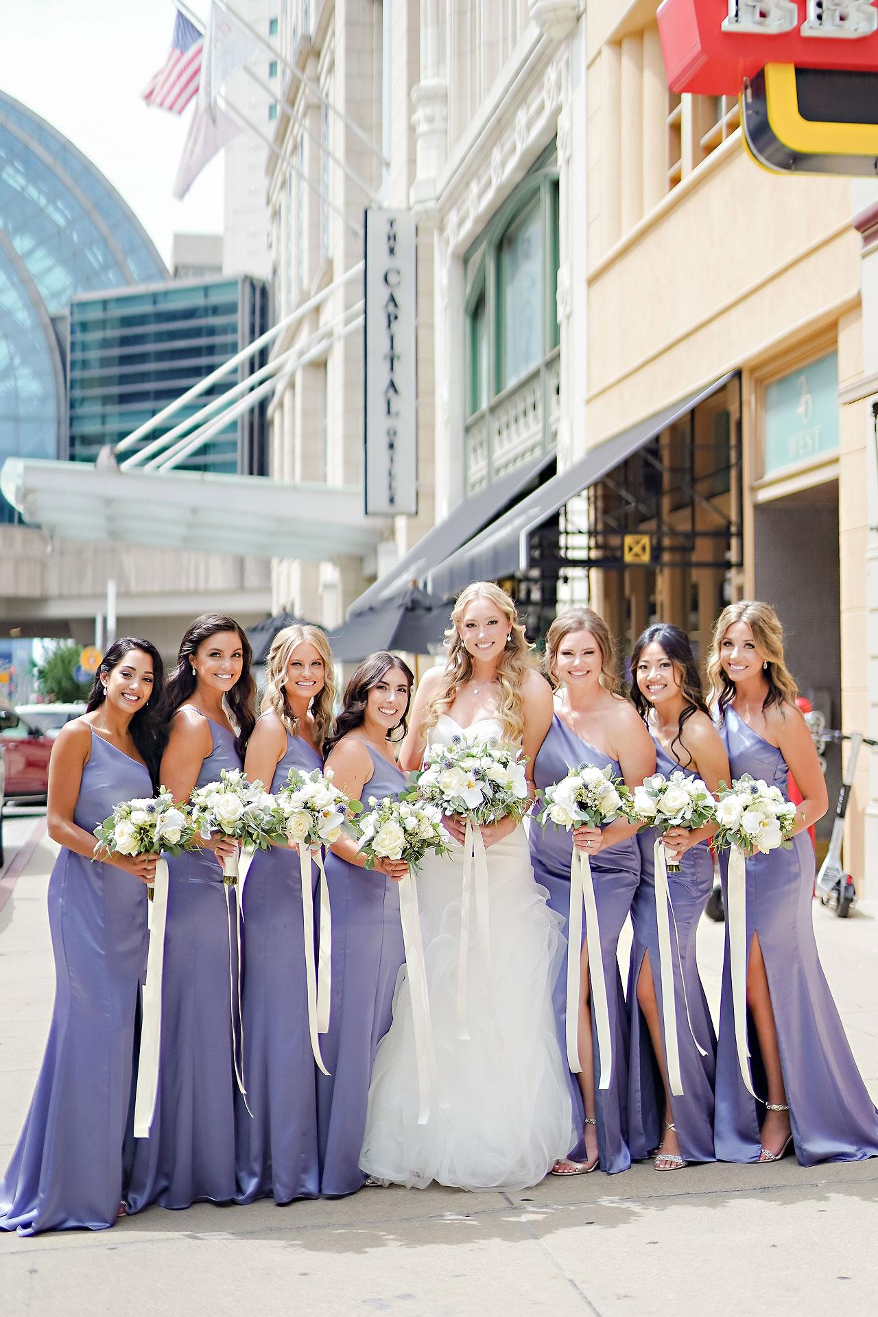 Liz Zach Conrad Artsgarden Indianapolis Wedding 080