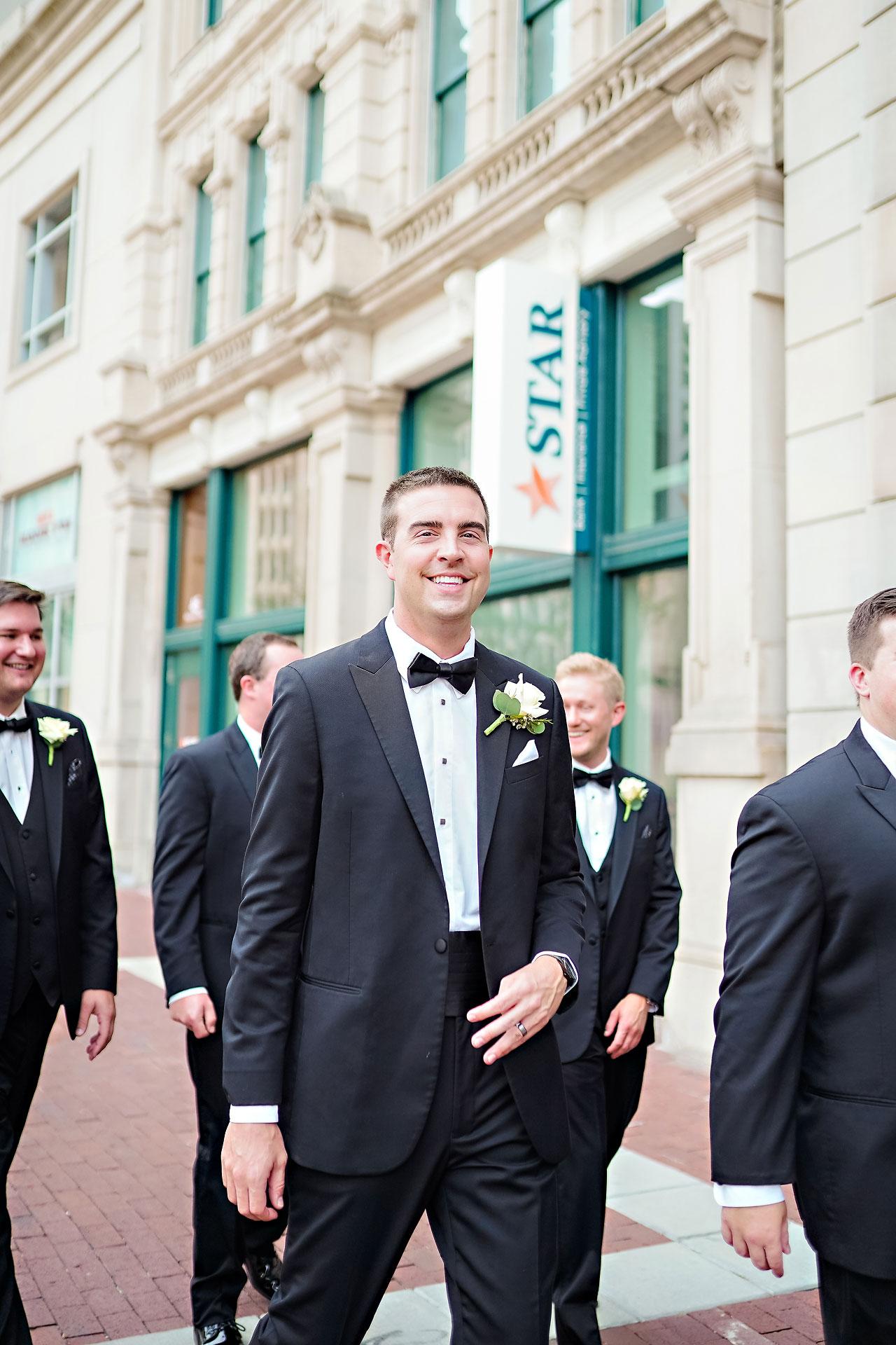 Liz Zach Conrad Artsgarden Indianapolis Wedding 082