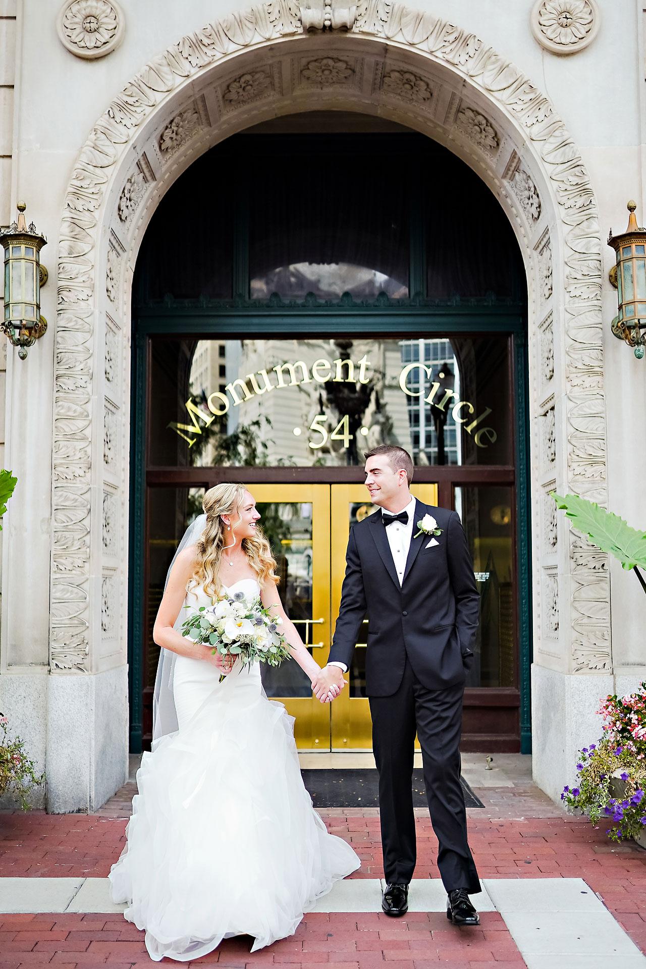 Liz Zach Conrad Artsgarden Indianapolis Wedding 083
