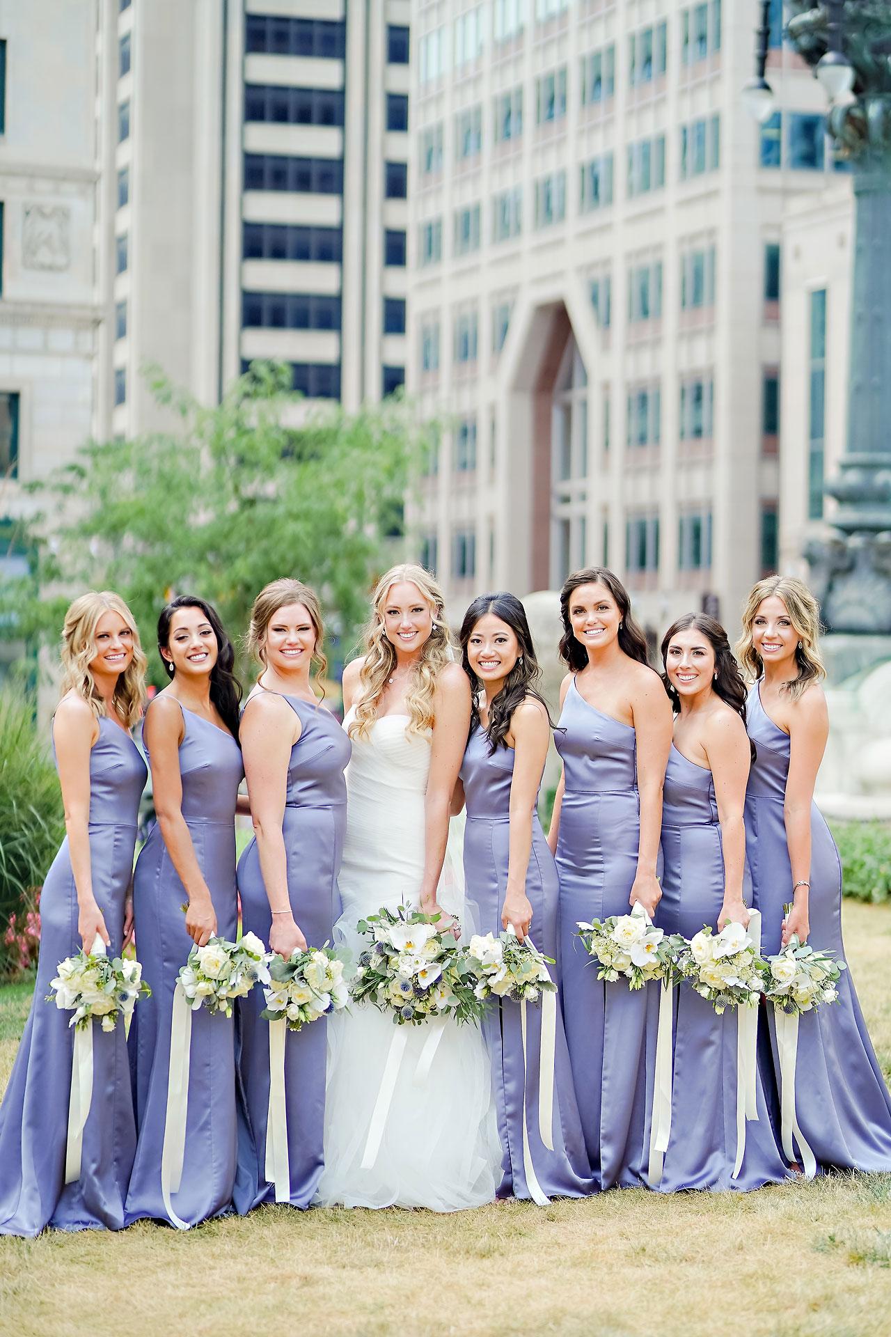 Liz Zach Conrad Artsgarden Indianapolis Wedding 084