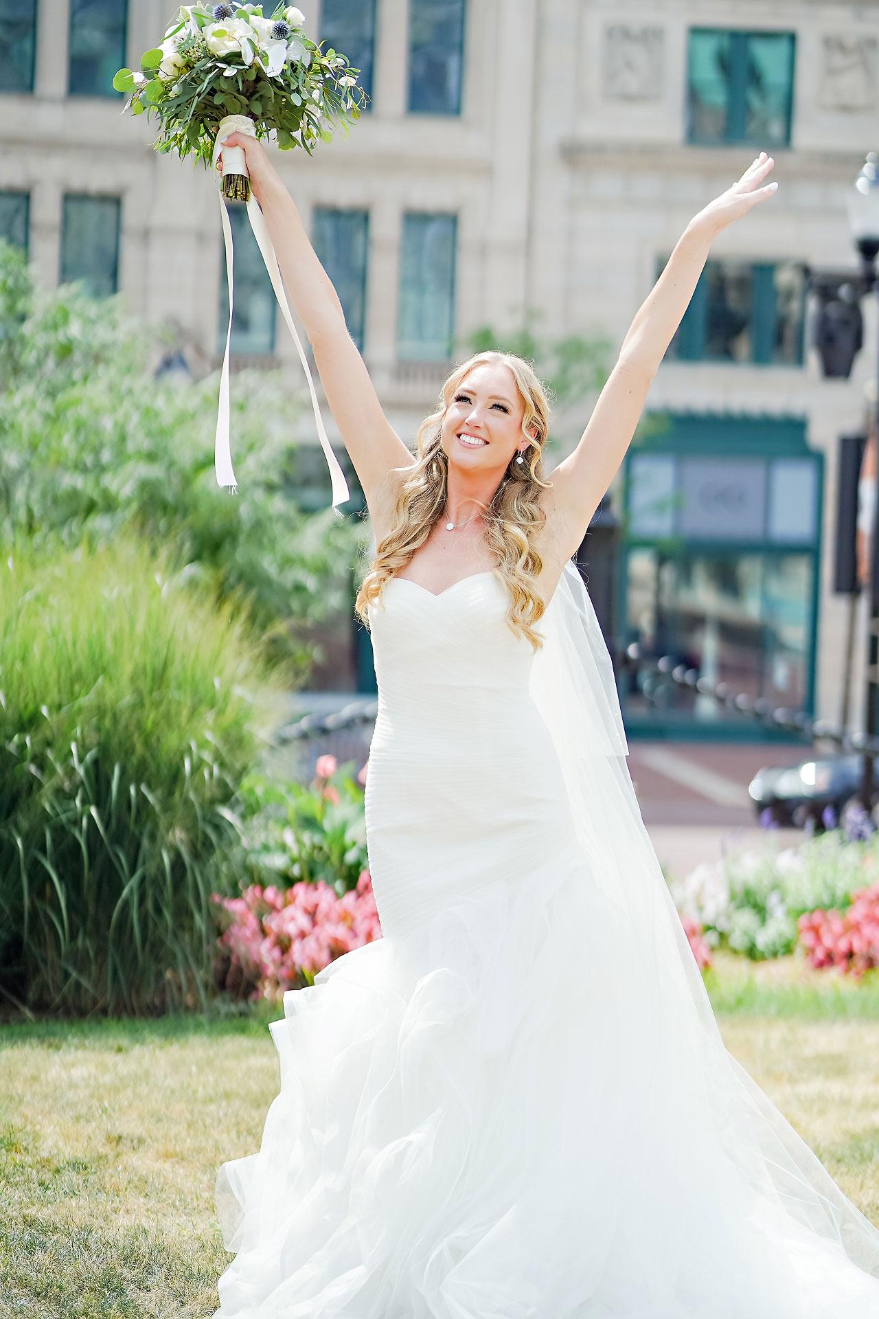 Liz Zach Conrad Artsgarden Indianapolis Wedding 085