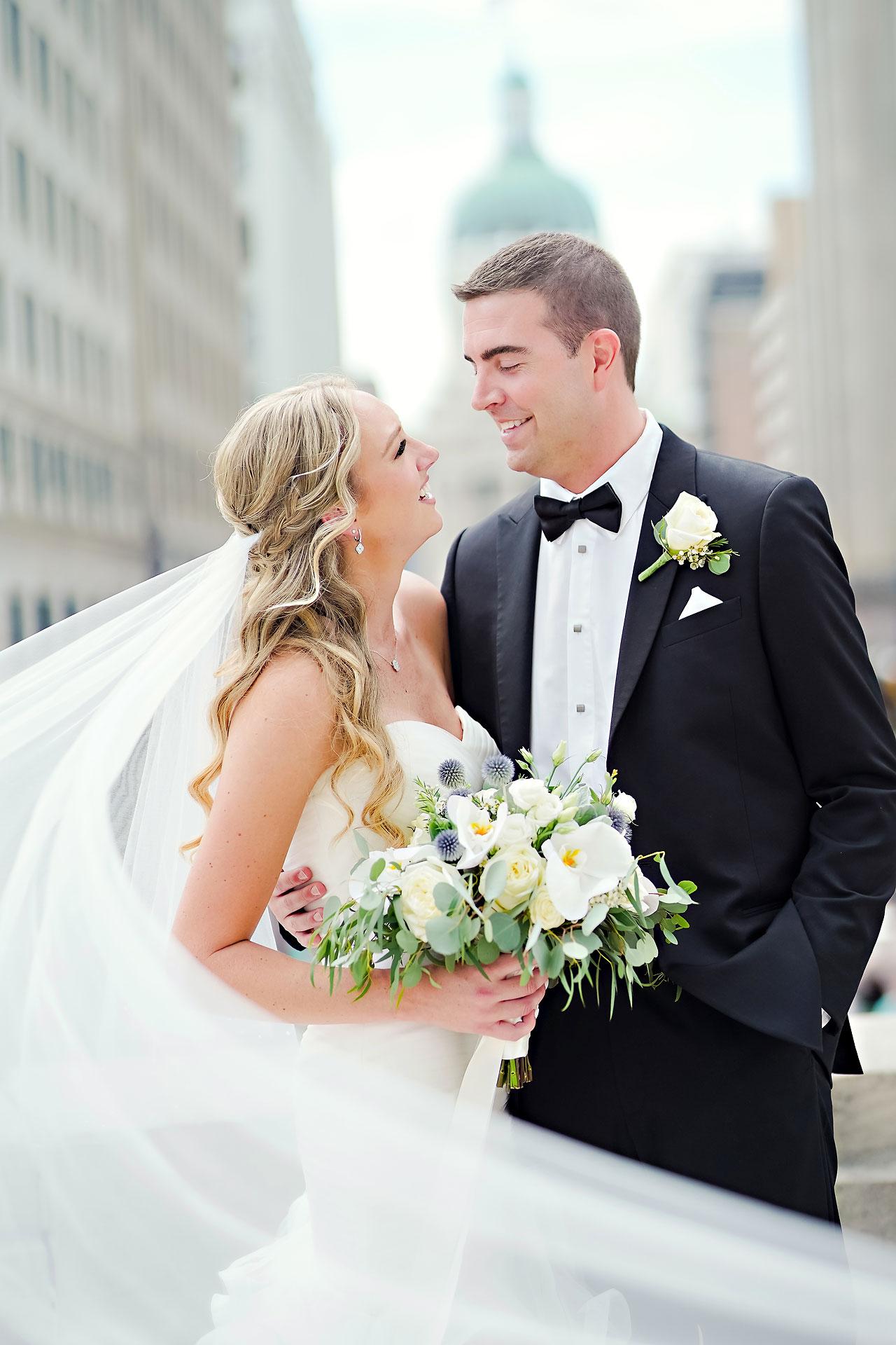 Liz Zach Conrad Artsgarden Indianapolis Wedding 086