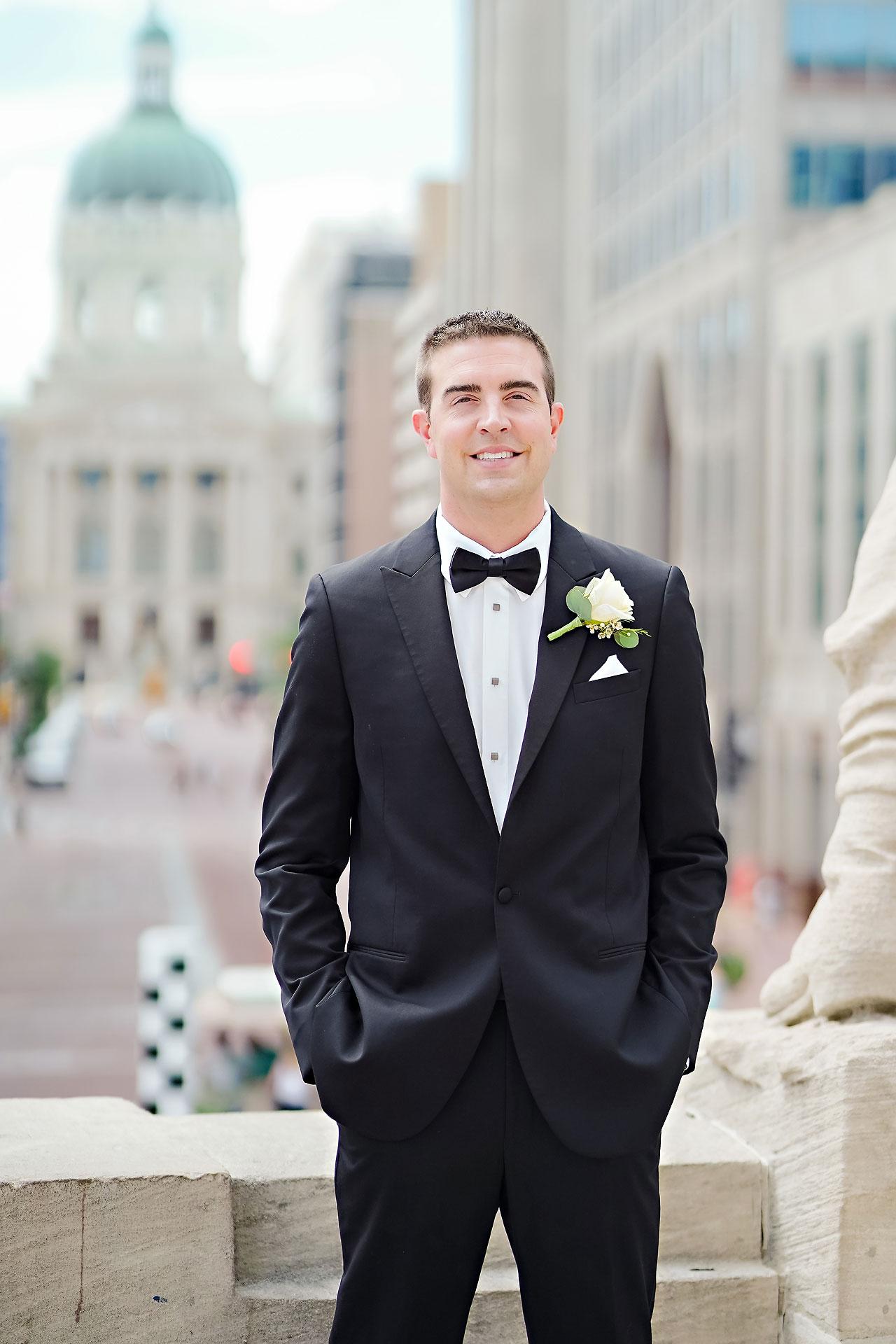 Liz Zach Conrad Artsgarden Indianapolis Wedding 088