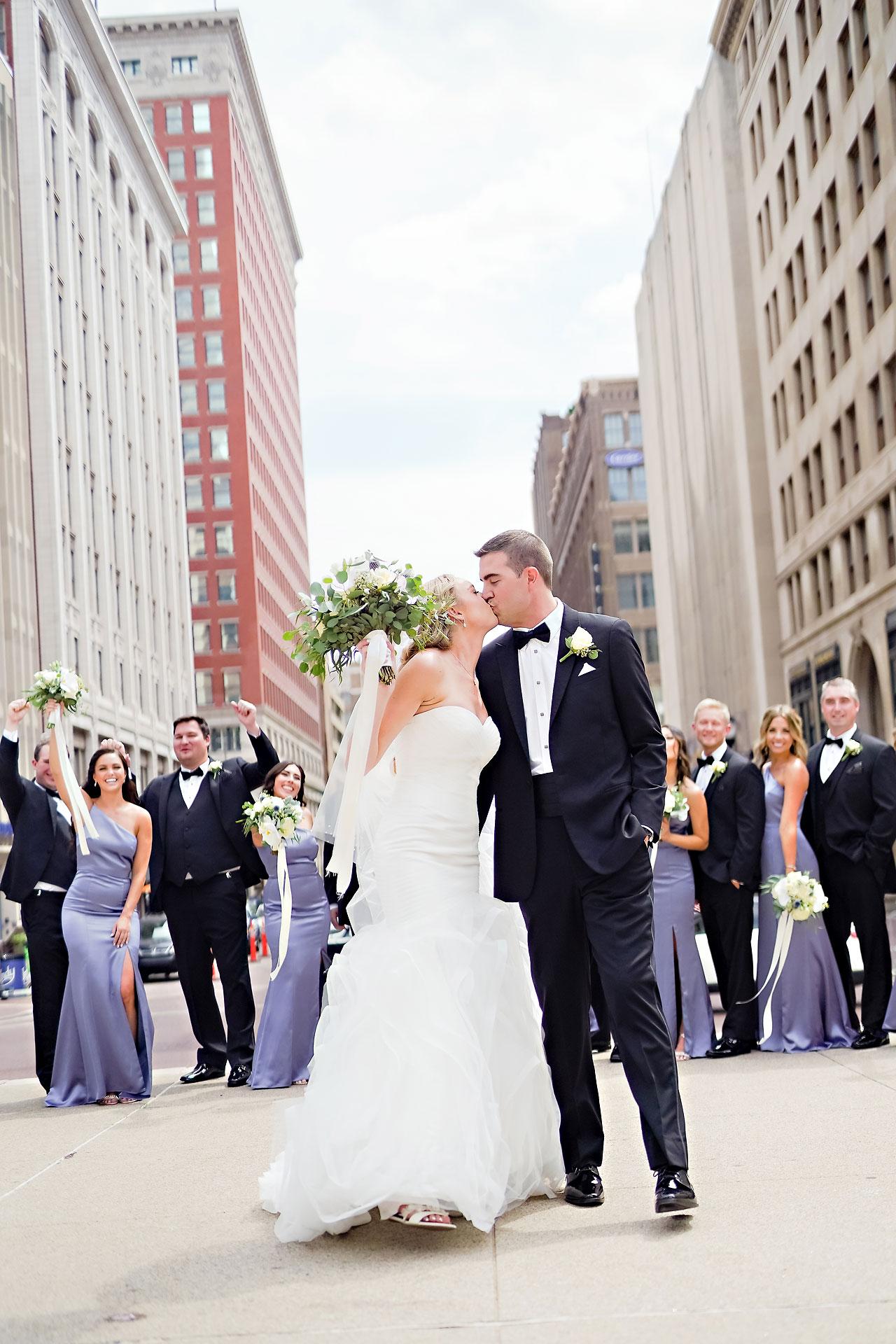 Liz Zach Conrad Artsgarden Indianapolis Wedding 089