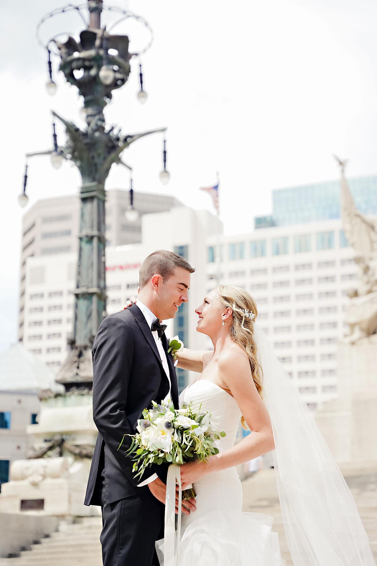Liz Zach Conrad Artsgarden Indianapolis Wedding 090