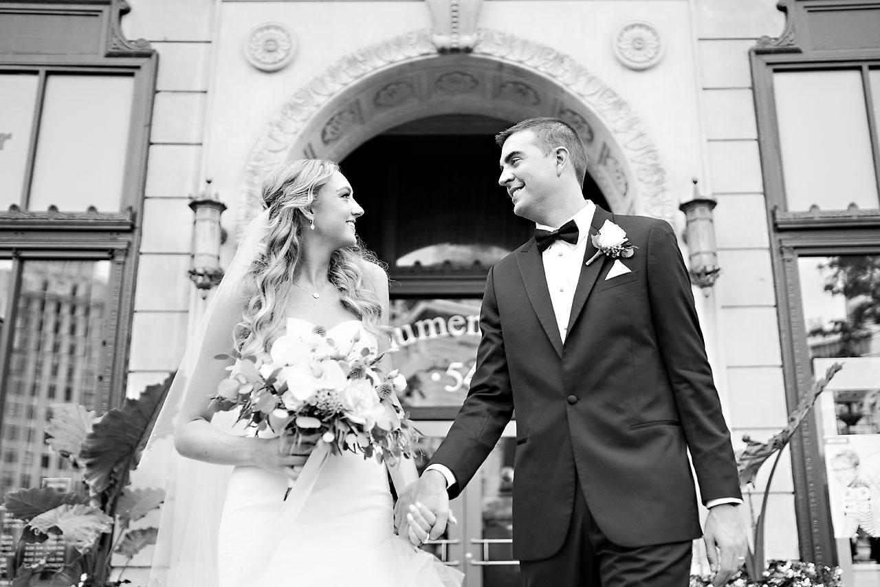 Liz Zach Conrad Artsgarden Indianapolis Wedding 092