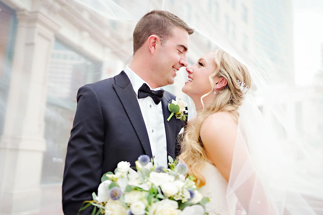 Liz Zach Conrad Artsgarden Indianapolis Wedding 094