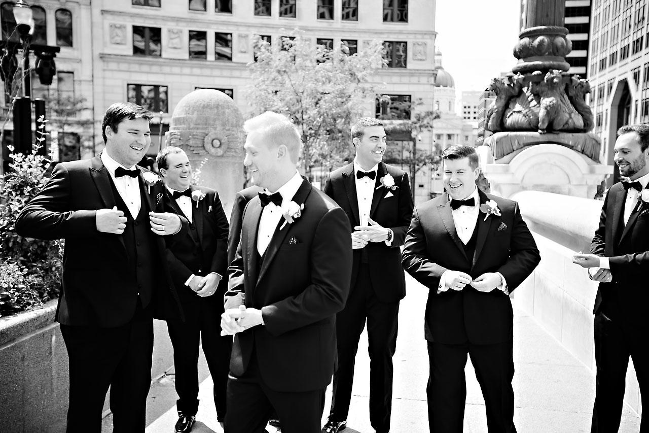 Liz Zach Conrad Artsgarden Indianapolis Wedding 095
