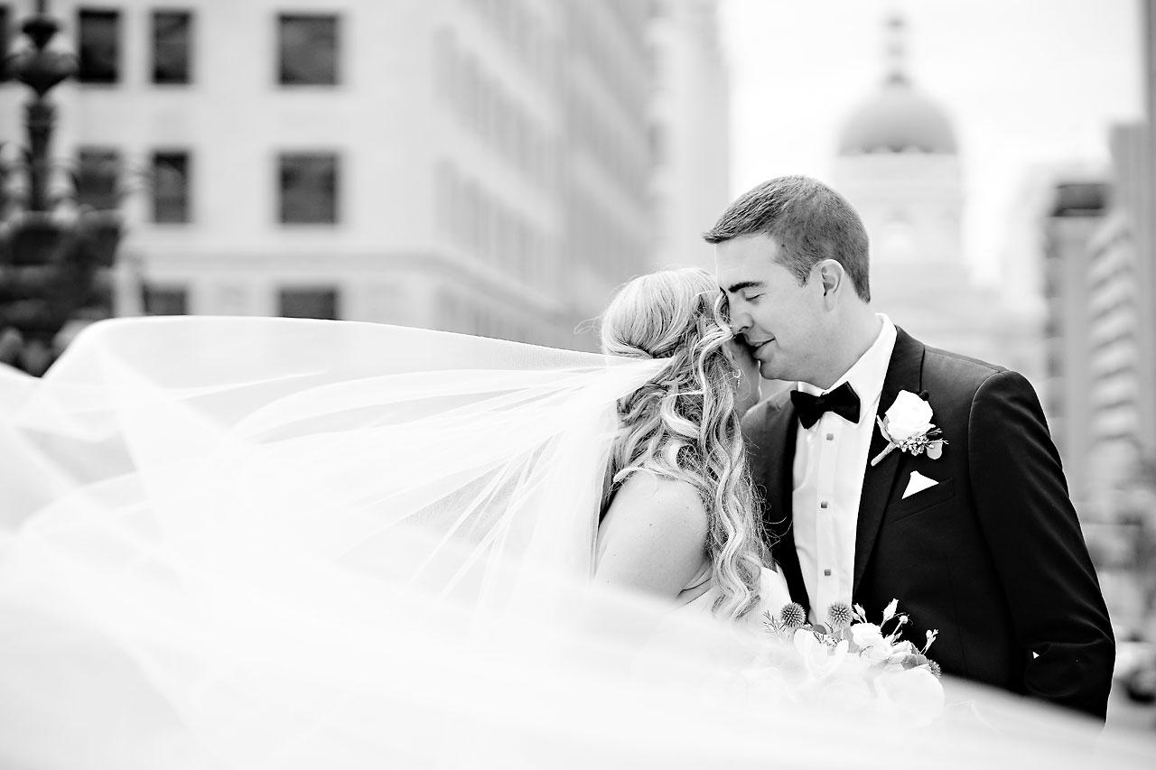 Liz Zach Conrad Artsgarden Indianapolis Wedding 100