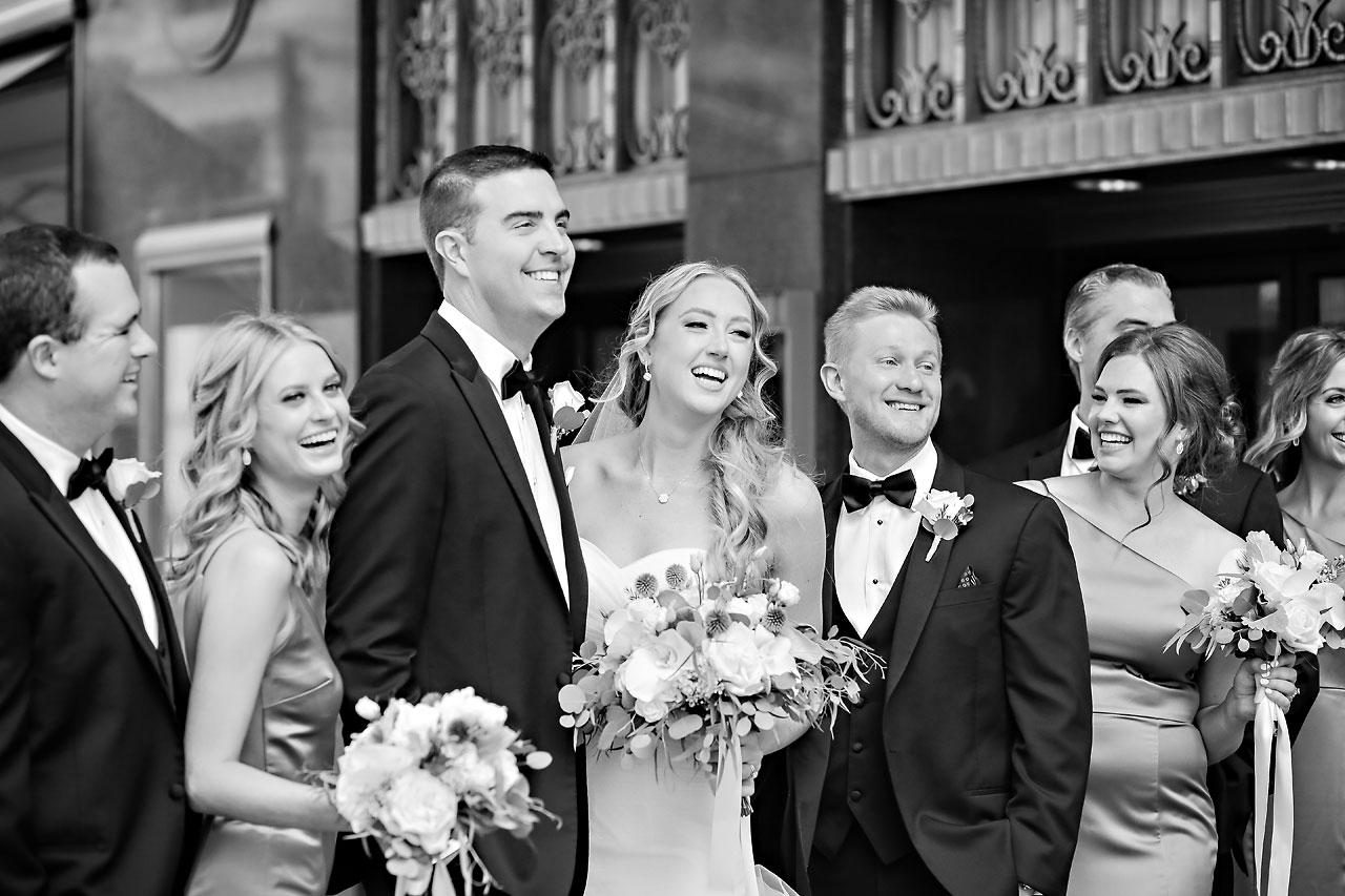 Liz Zach Conrad Artsgarden Indianapolis Wedding 102