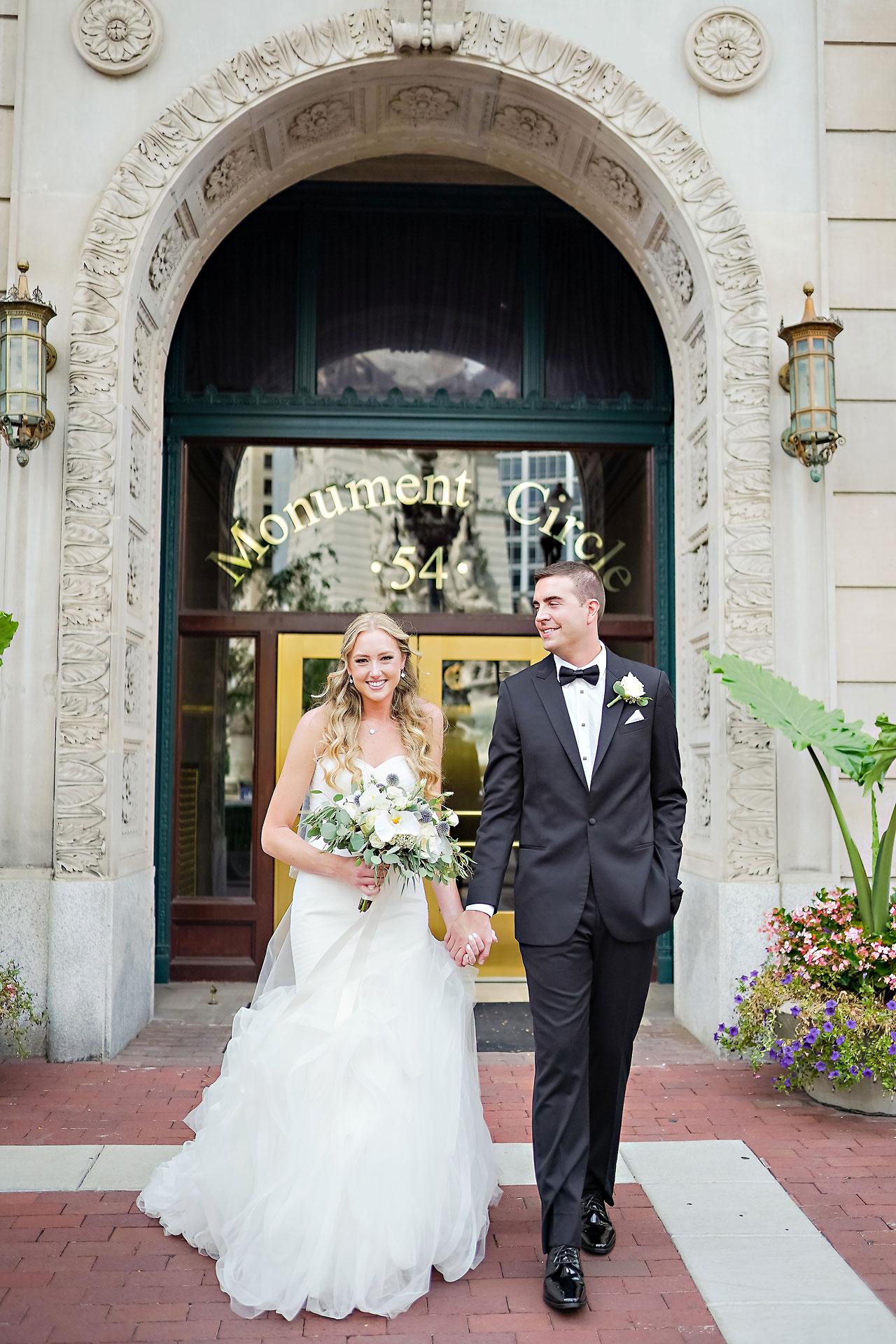 Liz Zach Conrad Artsgarden Indianapolis Wedding 106