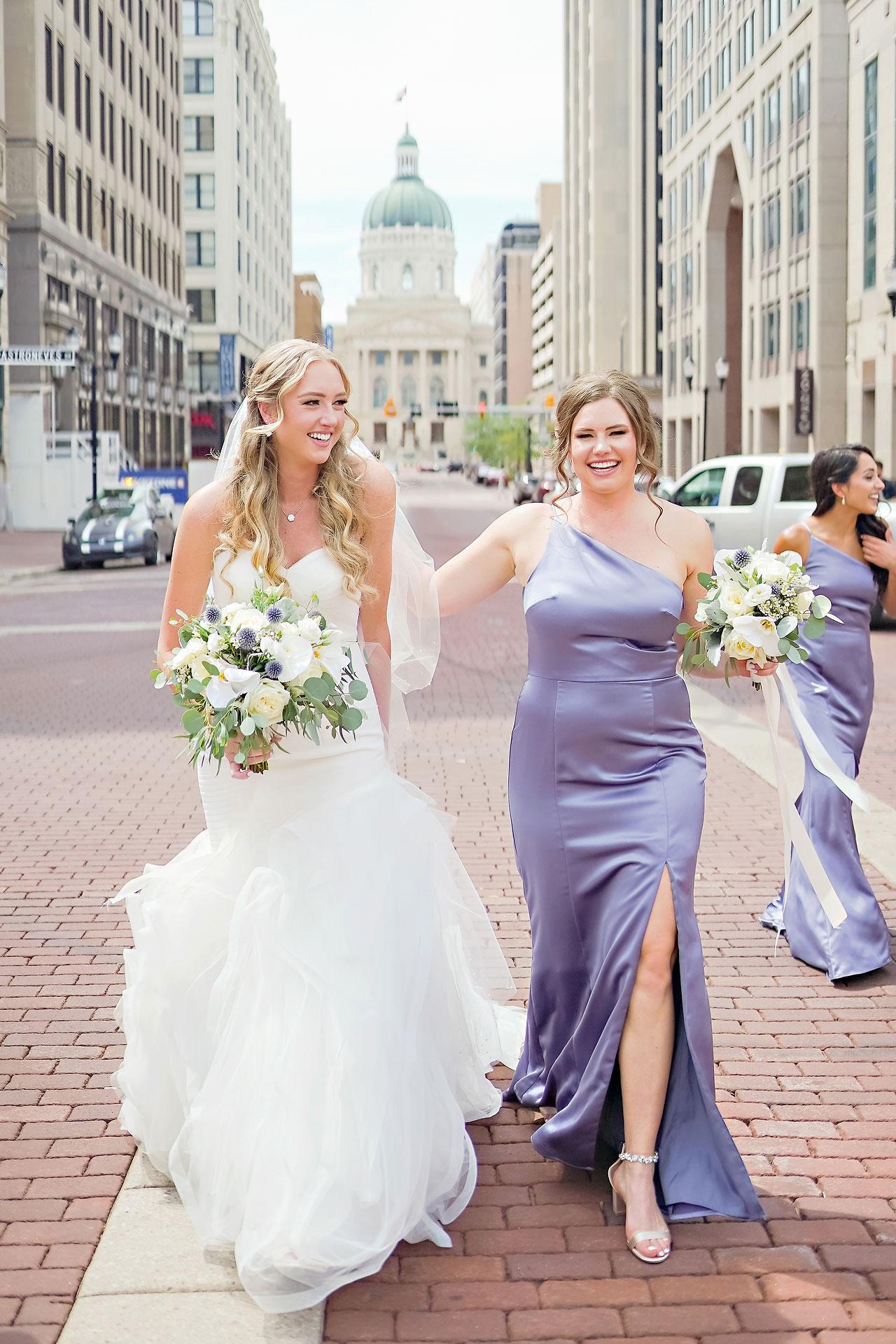 Liz Zach Conrad Artsgarden Indianapolis Wedding 107