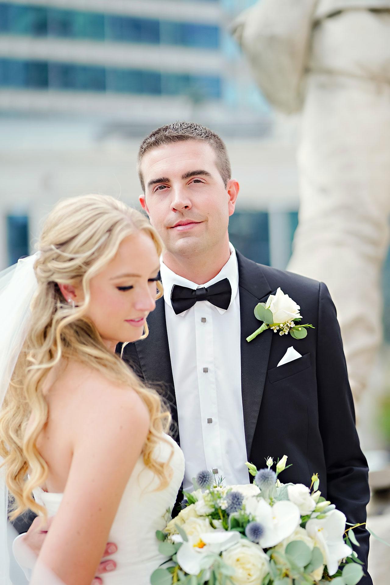 Liz Zach Conrad Artsgarden Indianapolis Wedding 109
