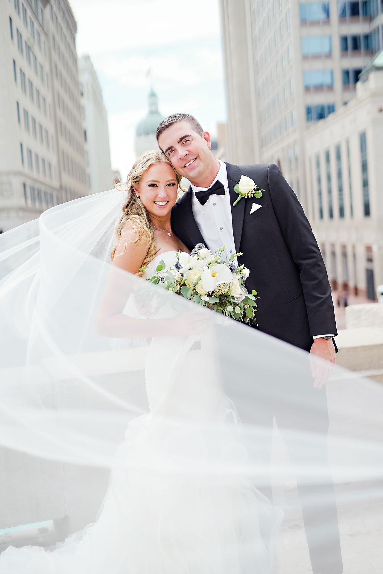 Liz Zach Conrad Artsgarden Indianapolis Wedding 110