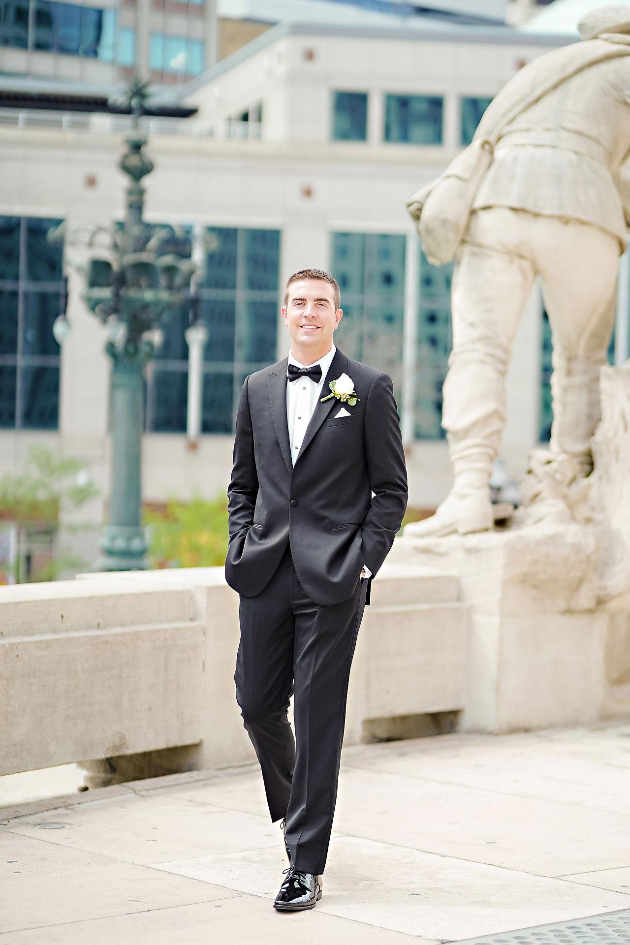 Liz Zach Conrad Artsgarden Indianapolis Wedding 111