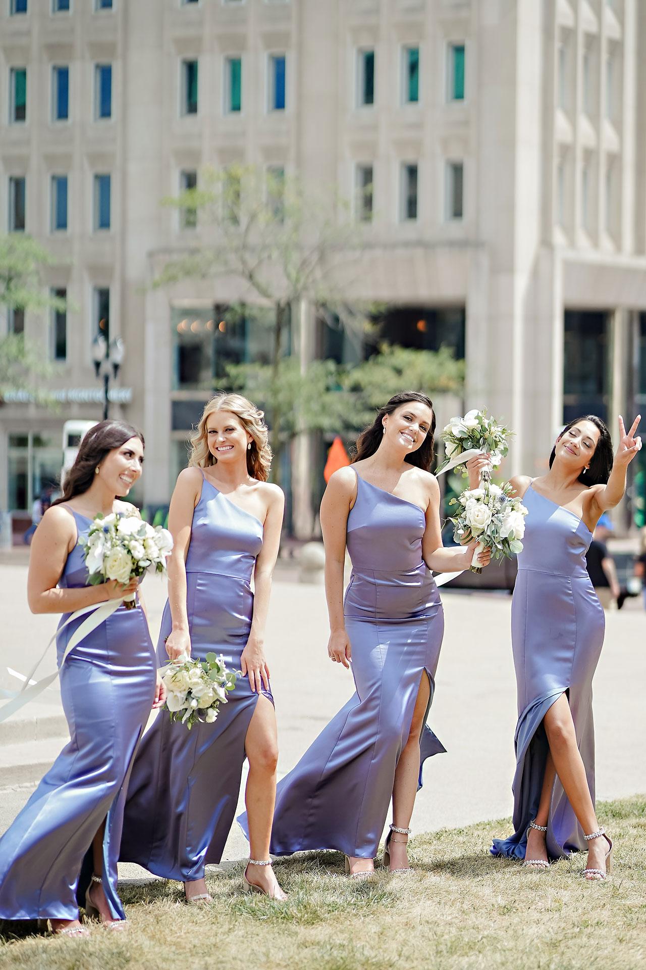 Liz Zach Conrad Artsgarden Indianapolis Wedding 112
