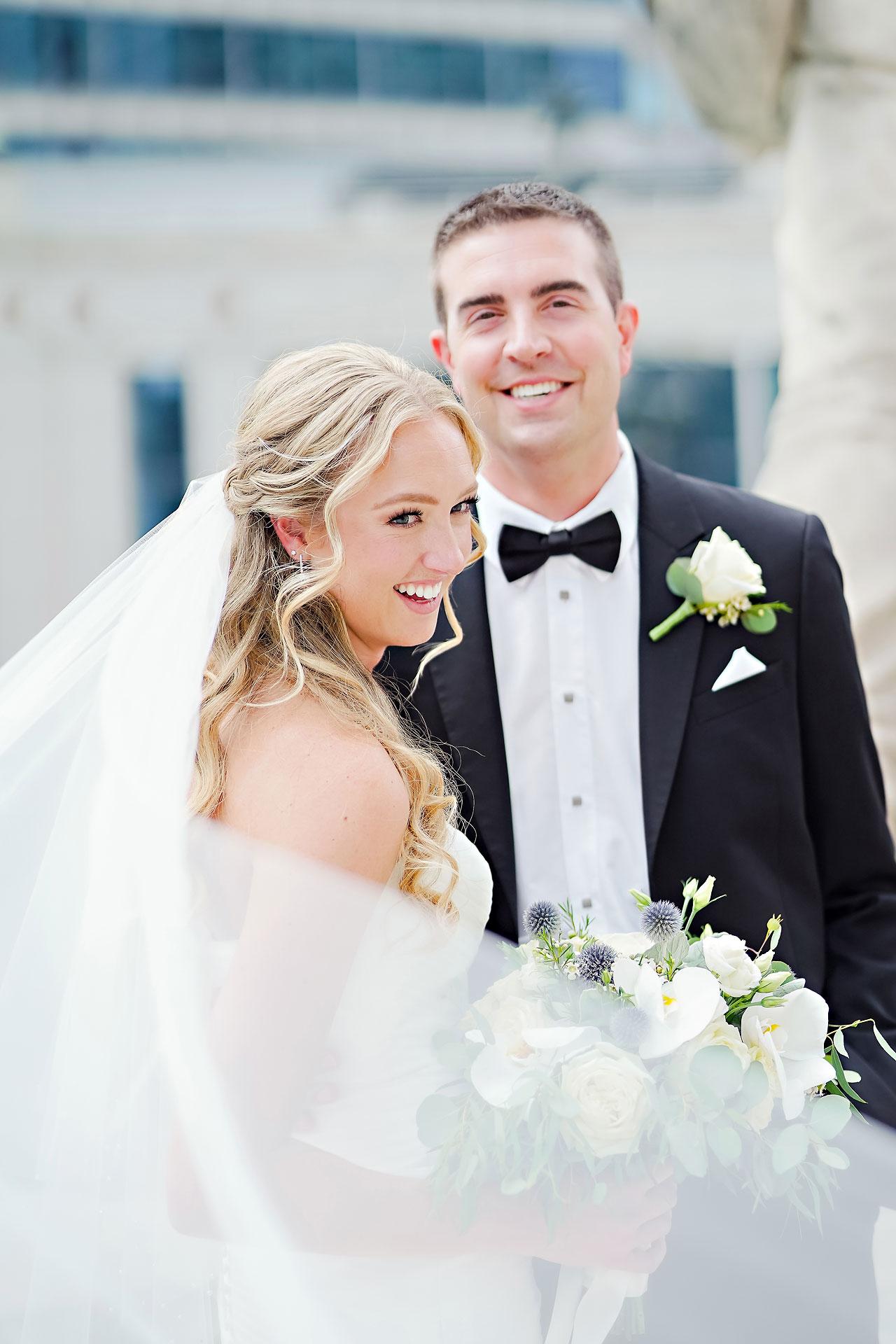 Liz Zach Conrad Artsgarden Indianapolis Wedding 114